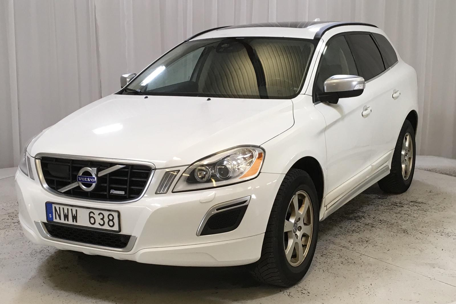 Xc60 for volvo i tiden