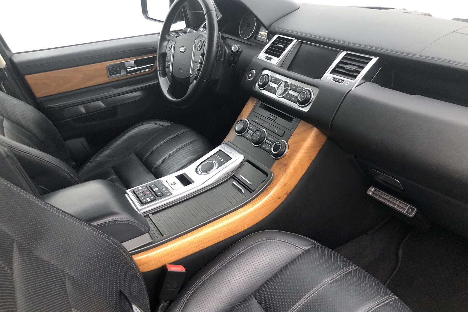 Land Rover Range Sport SDV6 3 0   kvdcars com