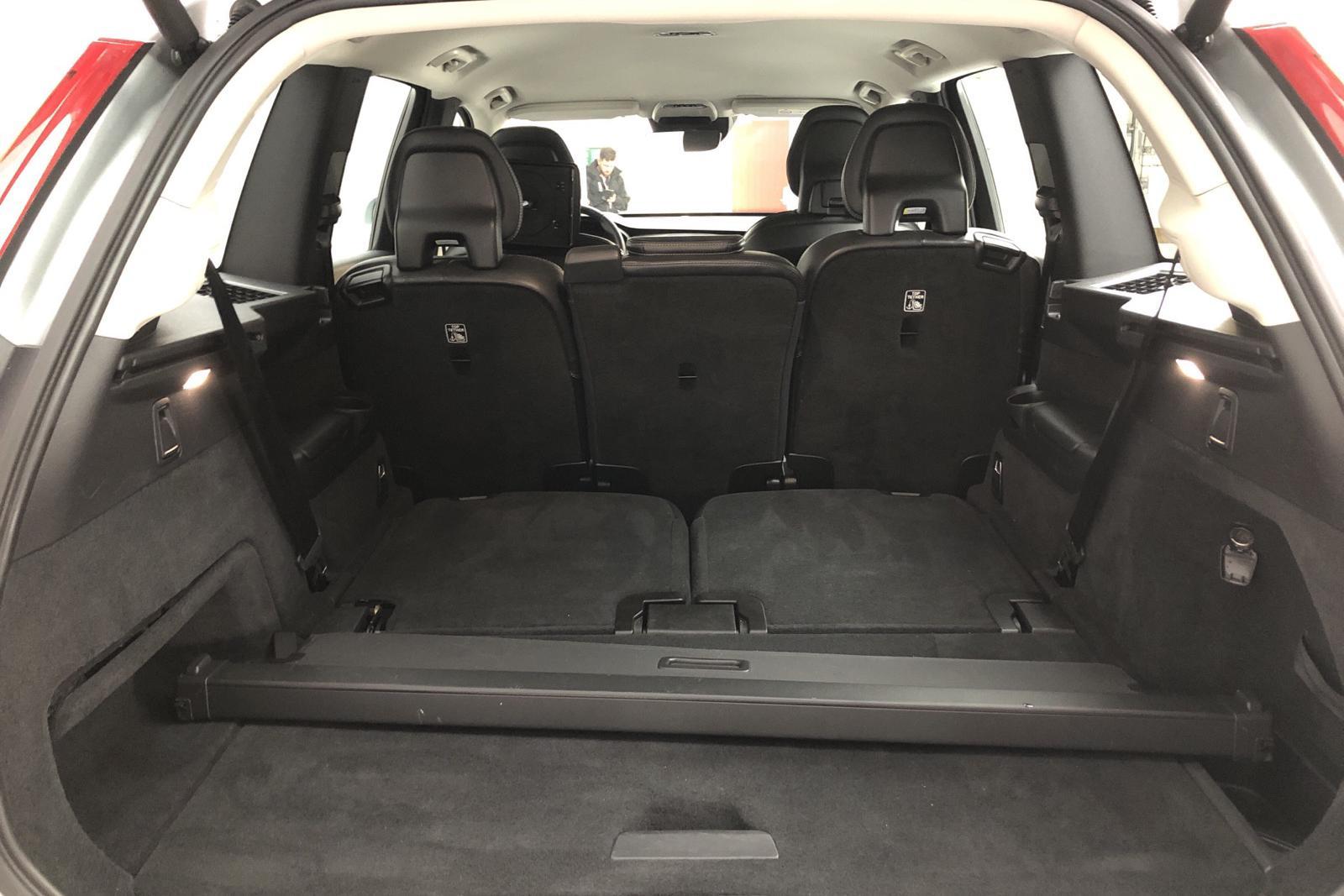 Volvo XC90 D5 AWD   kvdcars com