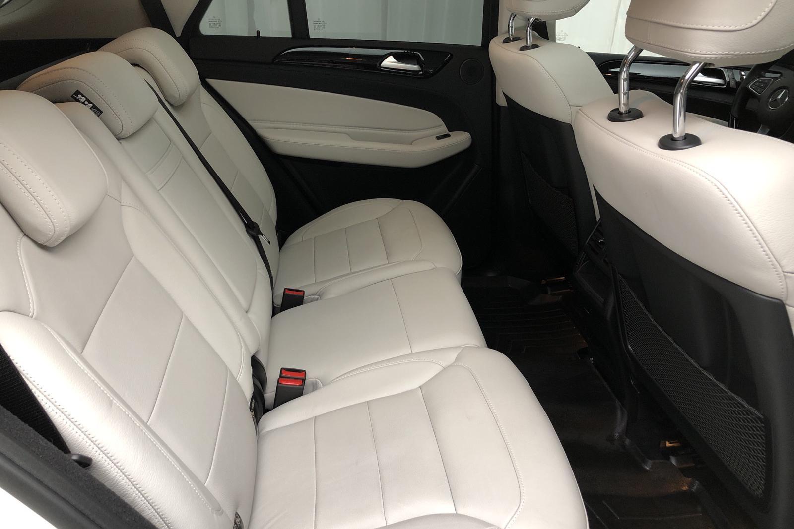Mercedes GLE 350 d 4MATIC W166 (258hk) - 0 km - white - 2017