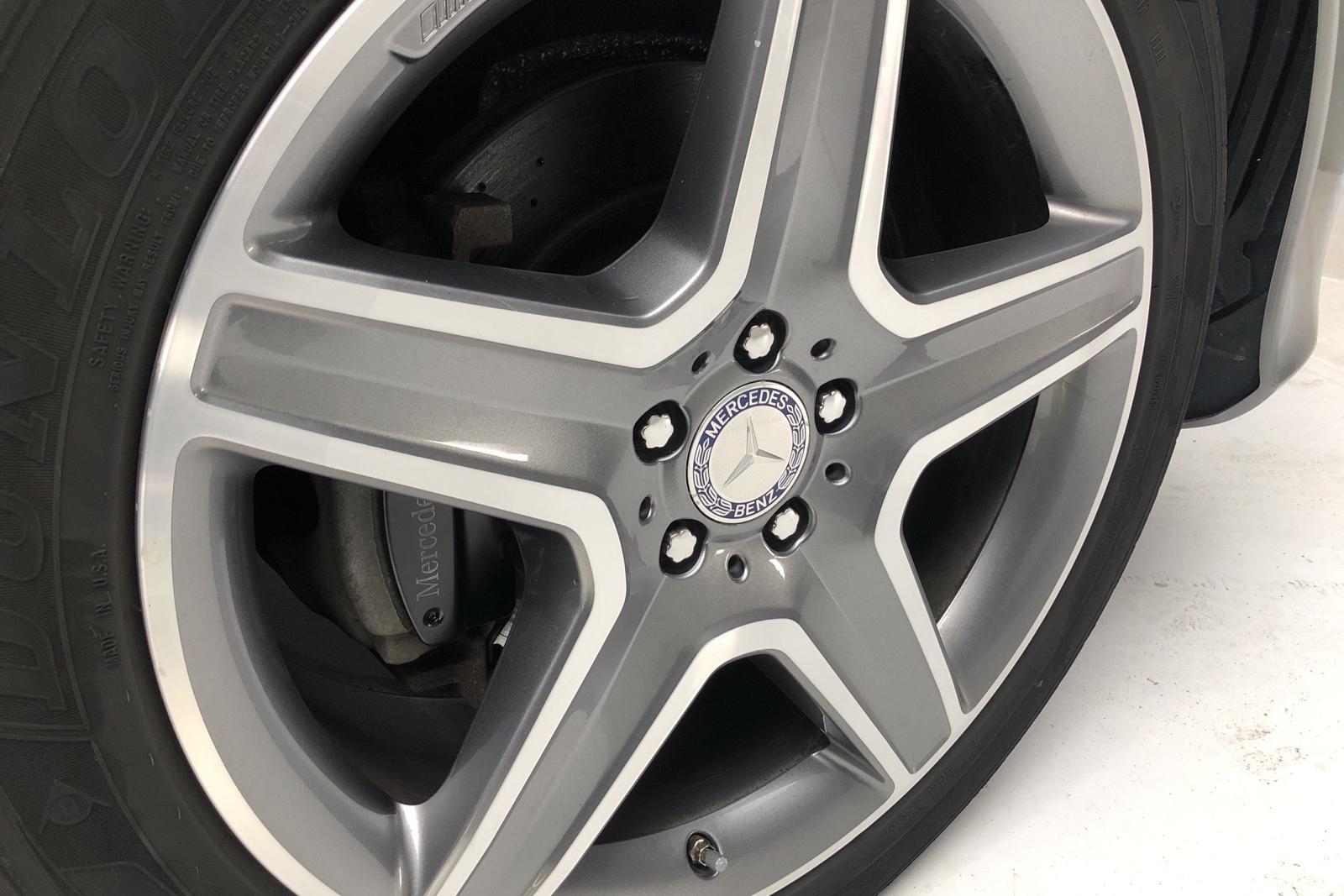 Mercedes GLE 350 d 4MATIC W166 (258hk) - 0 km - silver - 2016