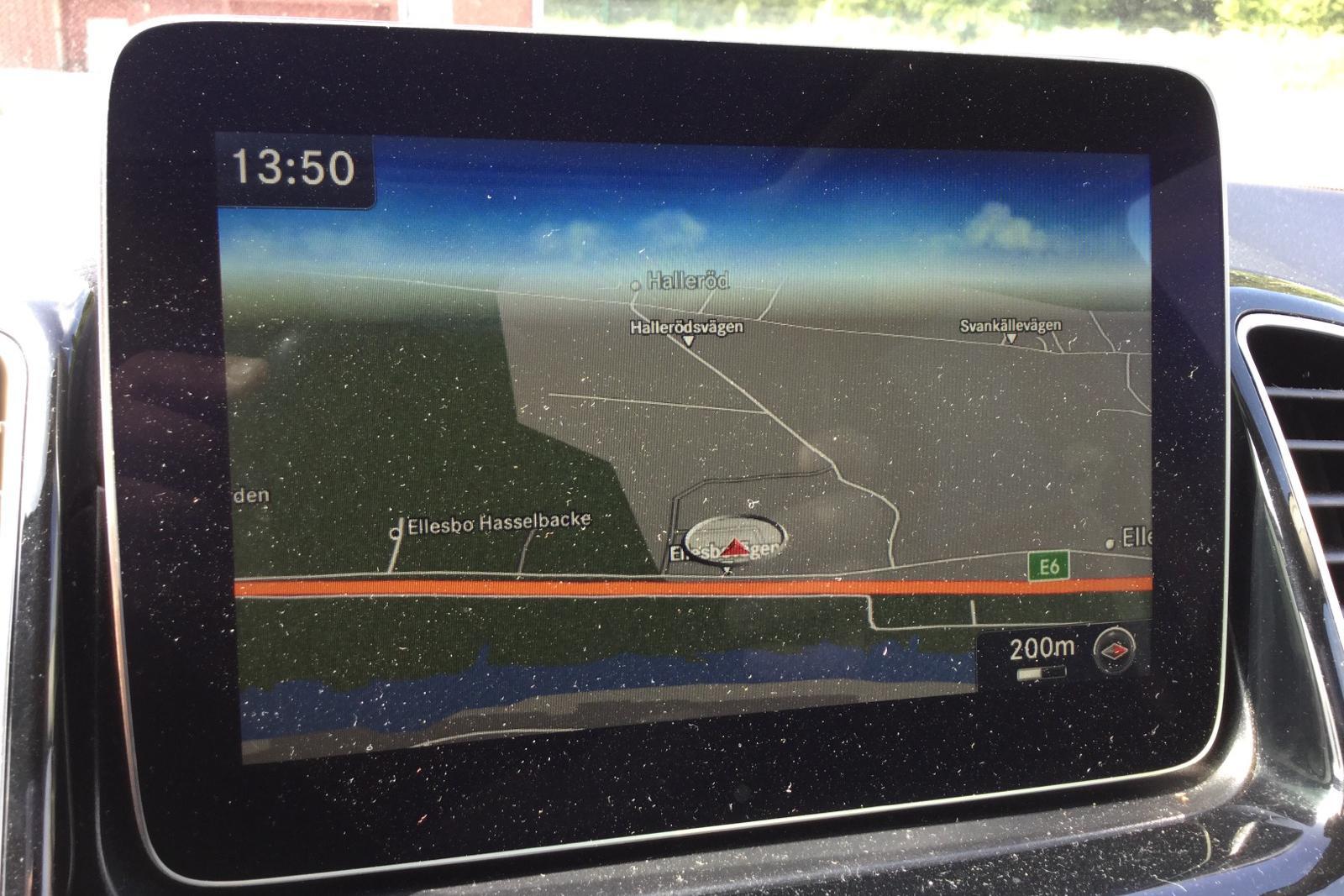 Mercedes GLE 350 d 4MATIC W166 (258hk) - 81 430 km - Automatic - black - 2017