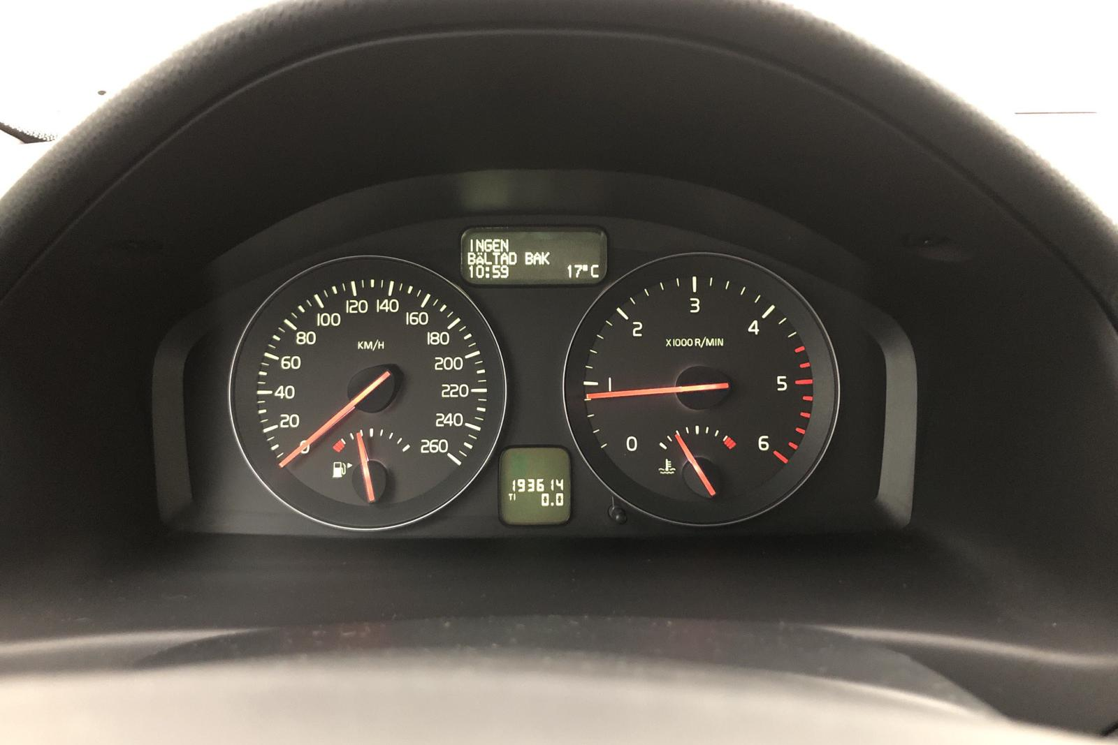 Volvo C30 2.0D (136hk) - 200 000 km - Manual - white - 2008
