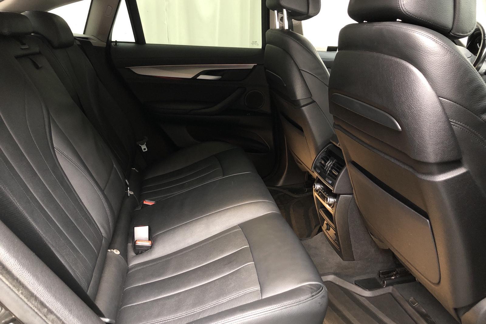 BMW X6 xDrive 40d, F16 (313hk) - 180 580 km - Automatic - brown - 2015