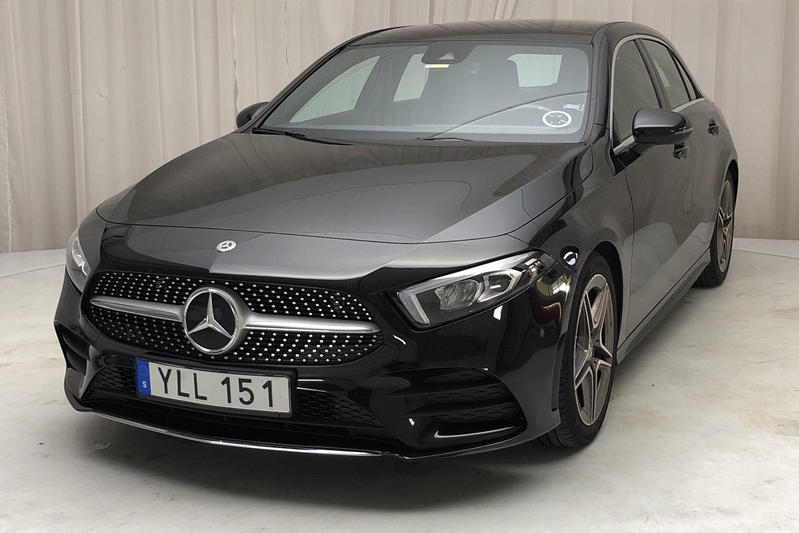 Mercedes A 180 d 5dr W177 (116hk) - 0 km - black - 2018