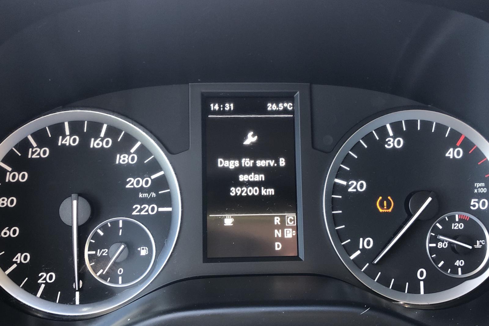 Mercedes Vito 114 CDI W640 (136hk) - 10 000 mil - Automat - vit - 2016