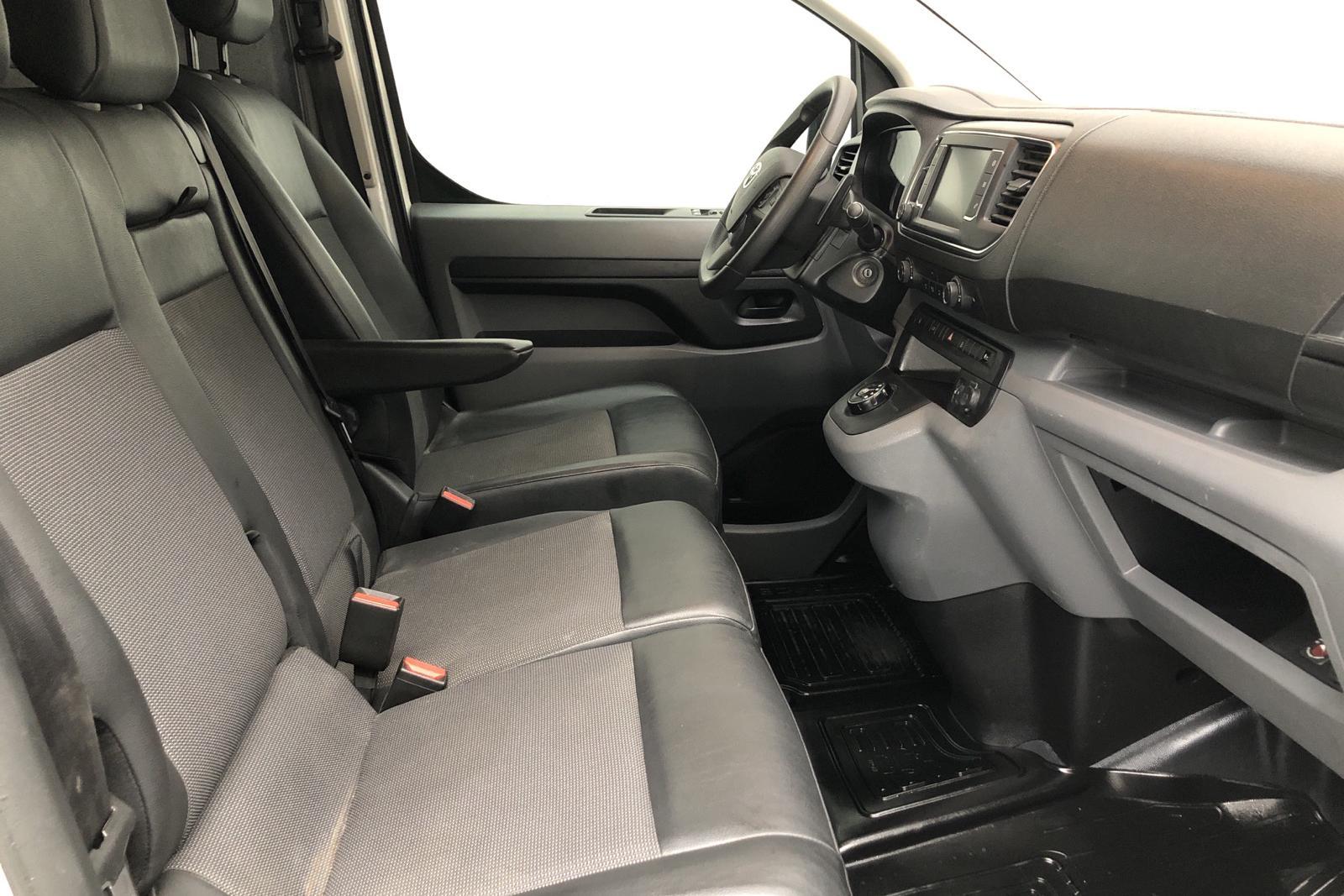 Toyota ProAce 1.6 D-4D Skåp (95hk) - 3 804 mil - Automat - vit - 2018