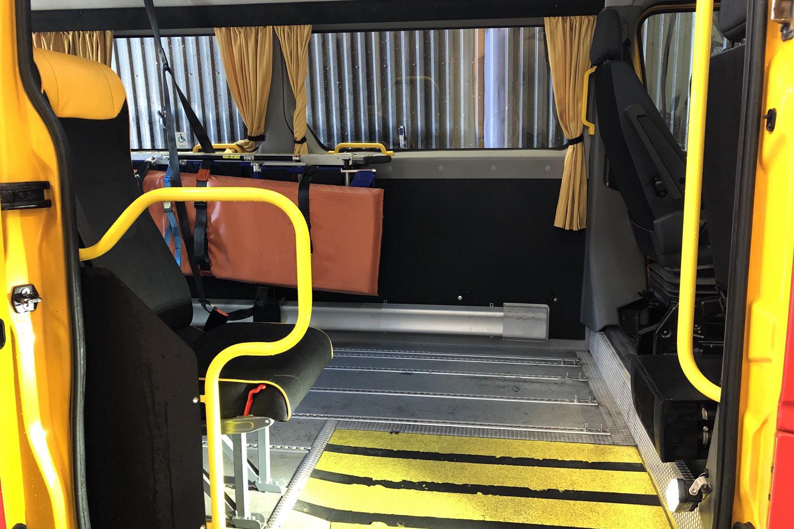 Renault Master 2.3 dCi Buss 2WD (145hk) - 0 km - Manual - yellow - 2016