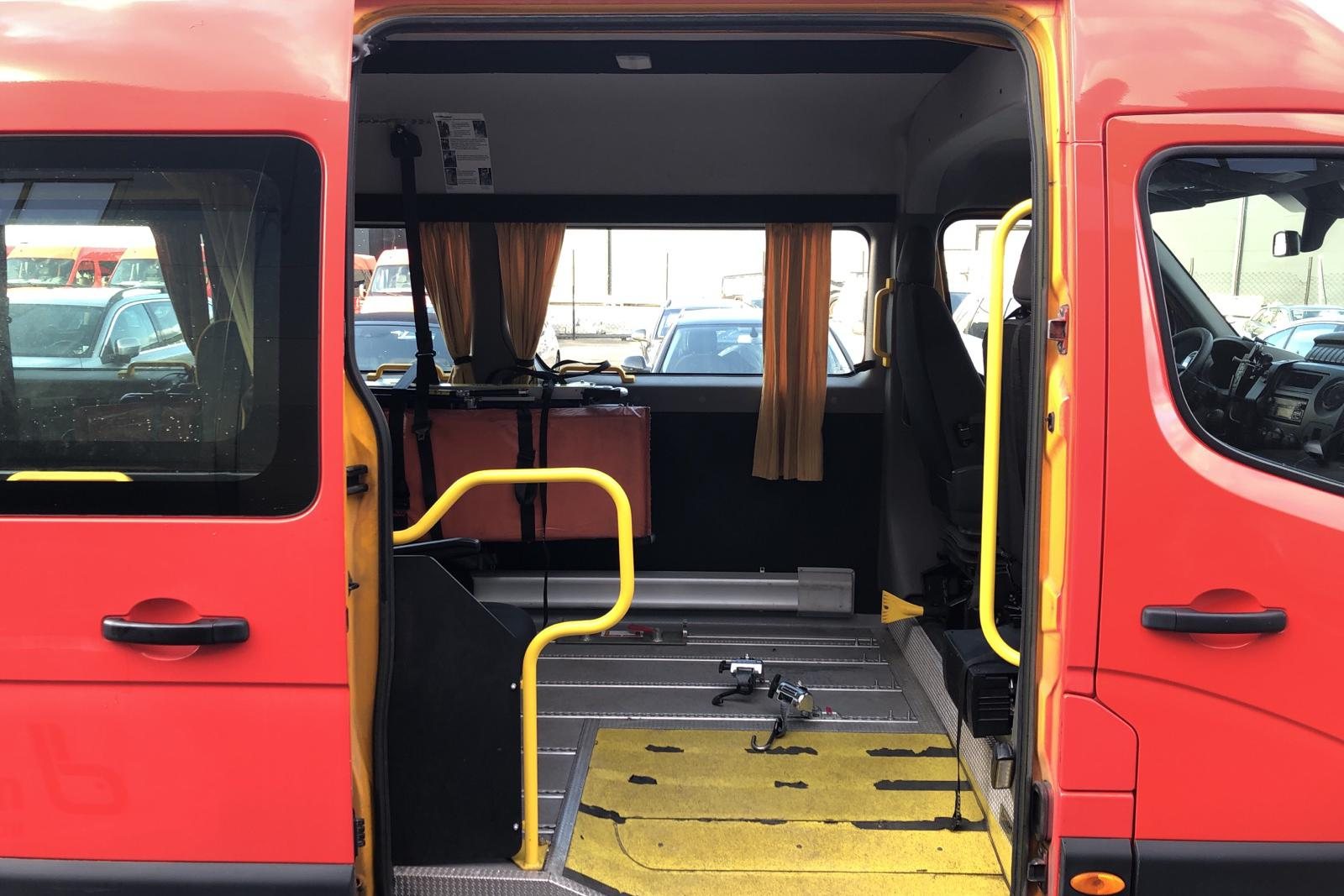 Renault Master 2.3 dCi Pickup/Chassi 2WD (145hk) - 381 680 km - Manual - red - 2016