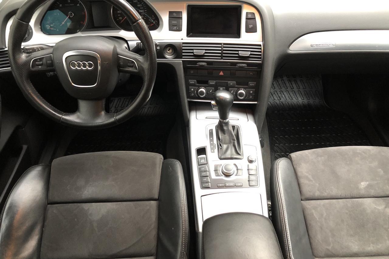 Audi A6 3.0 TDI Avant quattro (240hk) - 242 251 km - Automatic - Unknown - 2011
