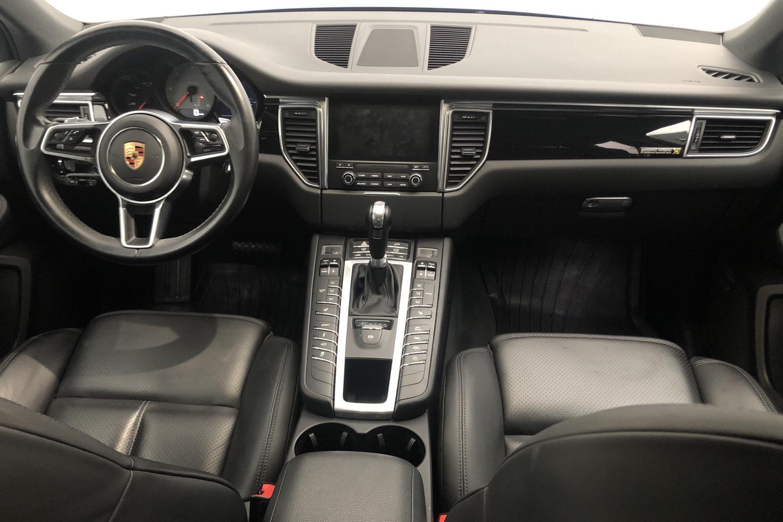 Porsche Macan 3.0 S Diesel (258hk) - 8 200 mil - Automat - blå - 2018