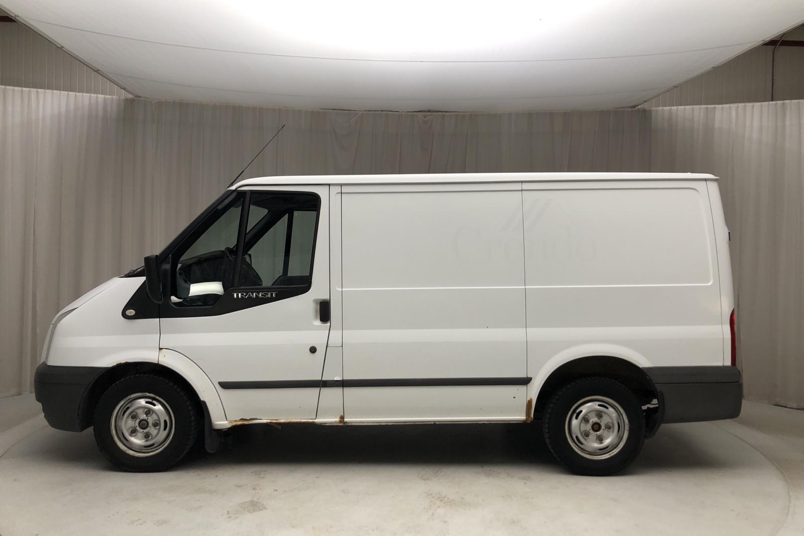 Ford Transit 260 2.2 TDCi Skåp (100hk) - 0 mil - Manuell - vit - 2012