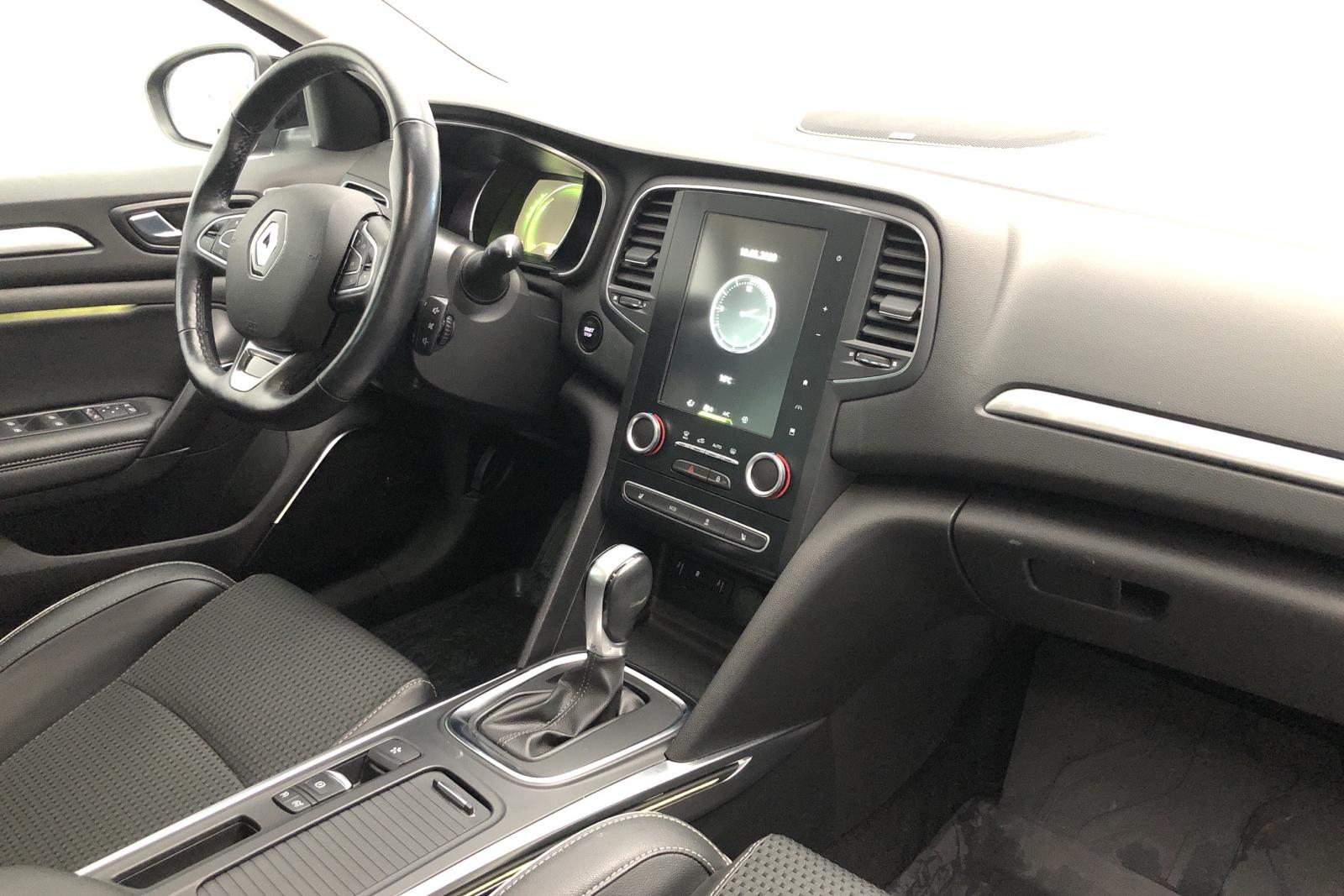 Renault Mégane 1.5 dCi 5dr (110hk) - 0 km - black - 2017