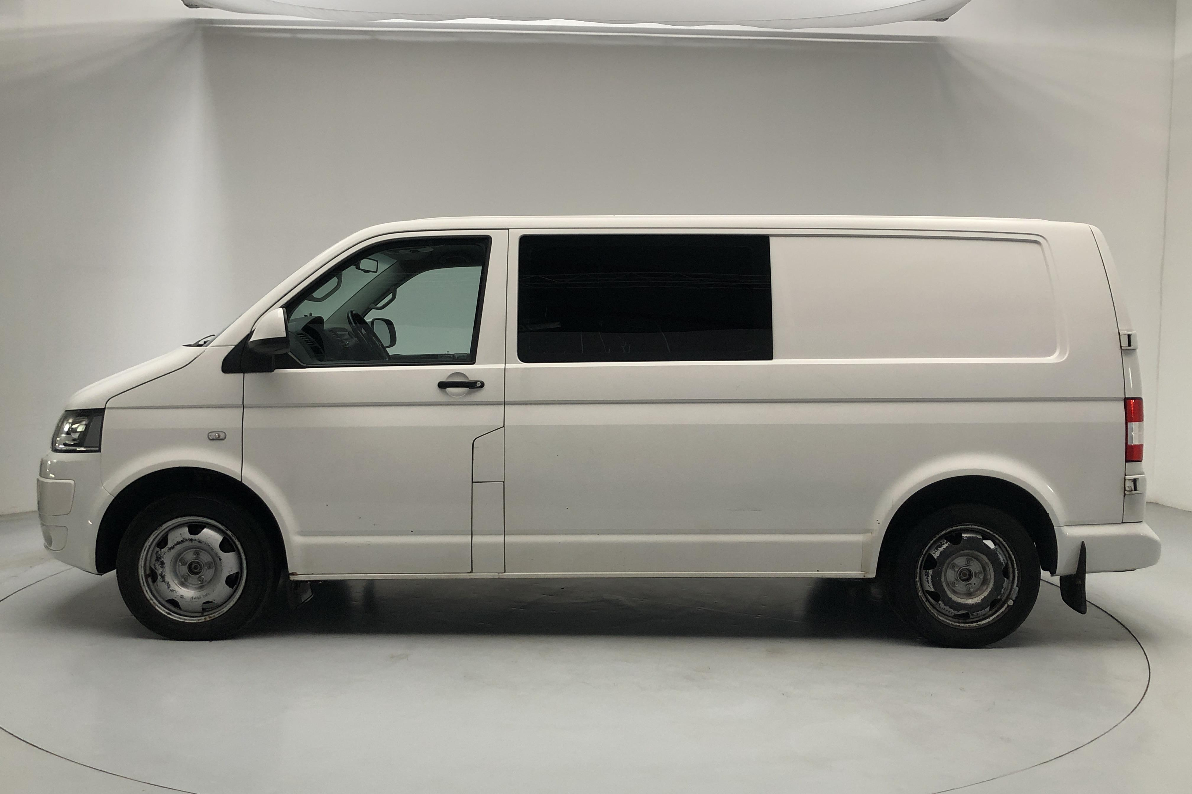 VW Transporter Kombi T5 2.0 TDI 4MOTION (180hk) - 0 km - Automatic - white - 2013