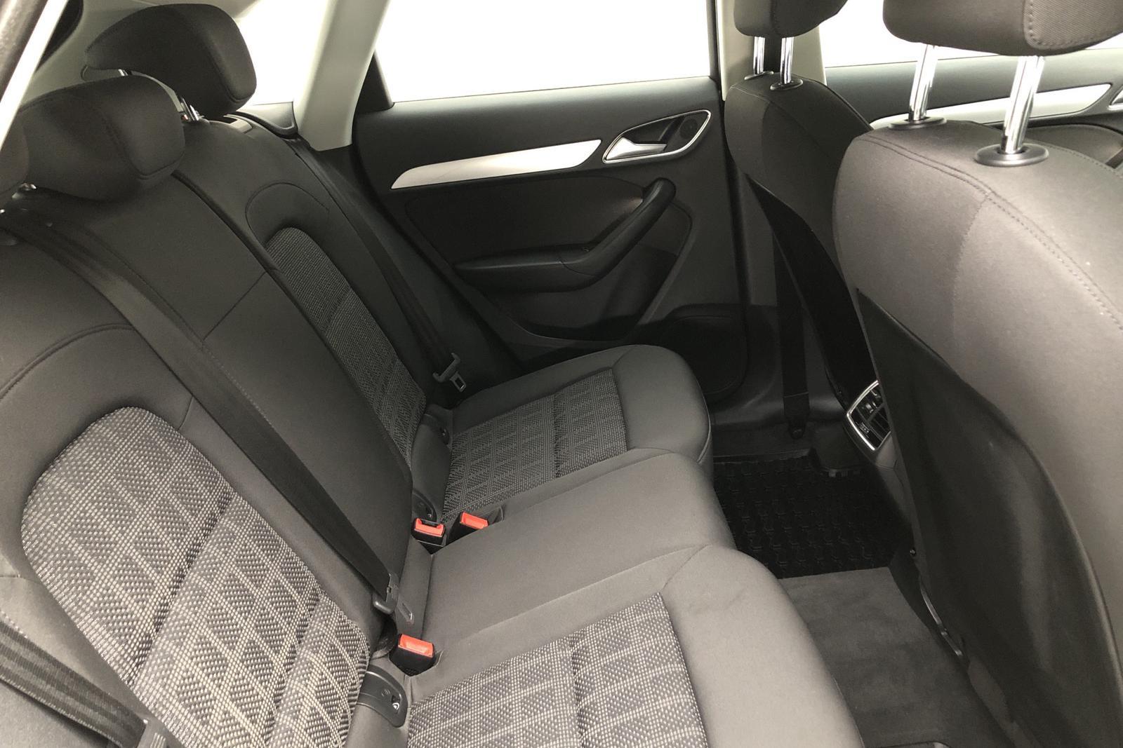 Audi Q3 2.0 TDI quattro (150hk) - 0 mil - Automat - vit - 2018