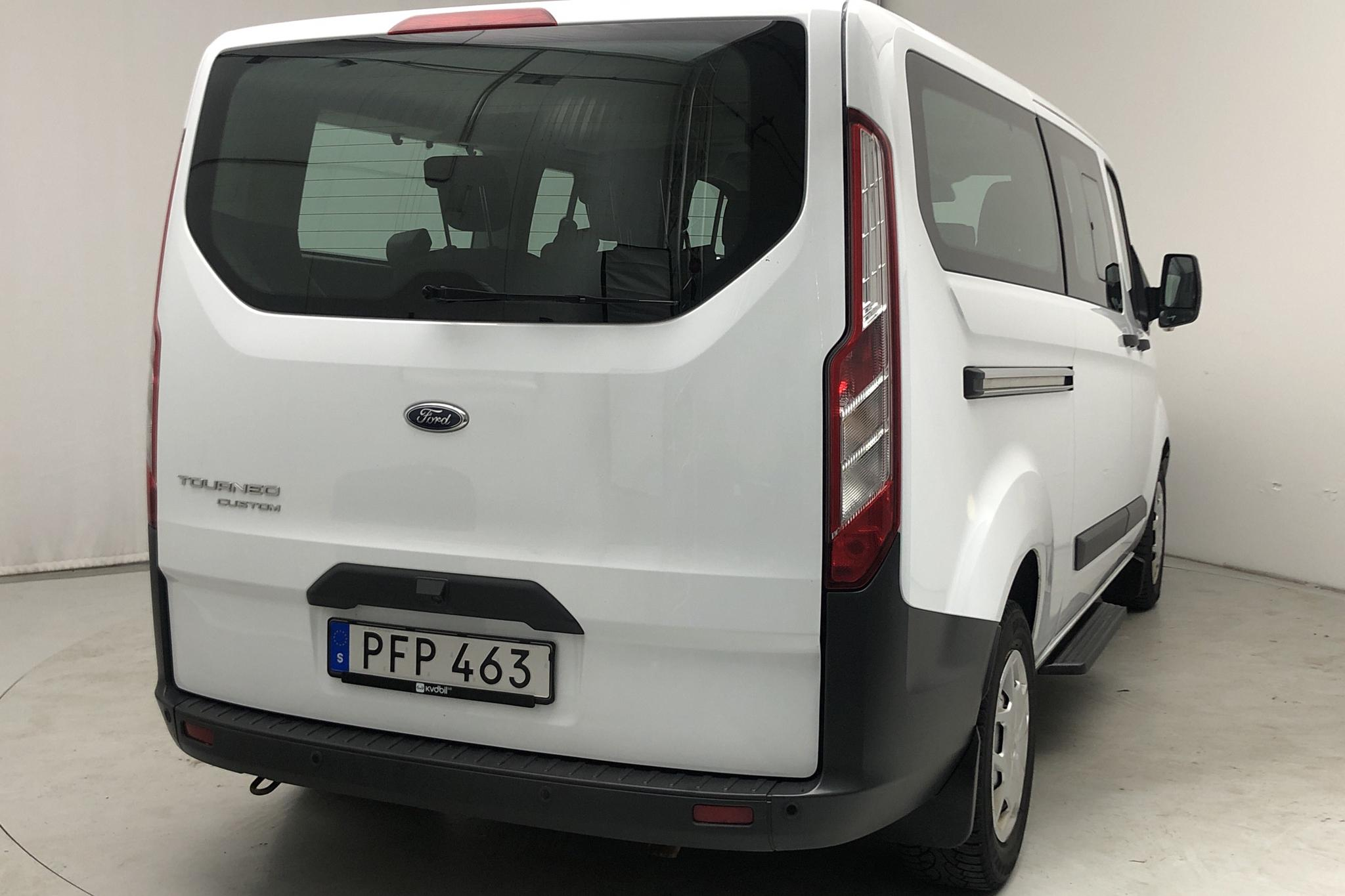 Ford Transit Custom 310 9 sits (130hk) - 0 km - Manual - white - 2017