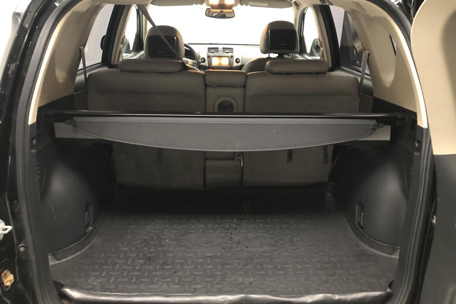 Toyota RAV4 2.0 (152hk) - 15 503 mil - Automat - svart - 2007