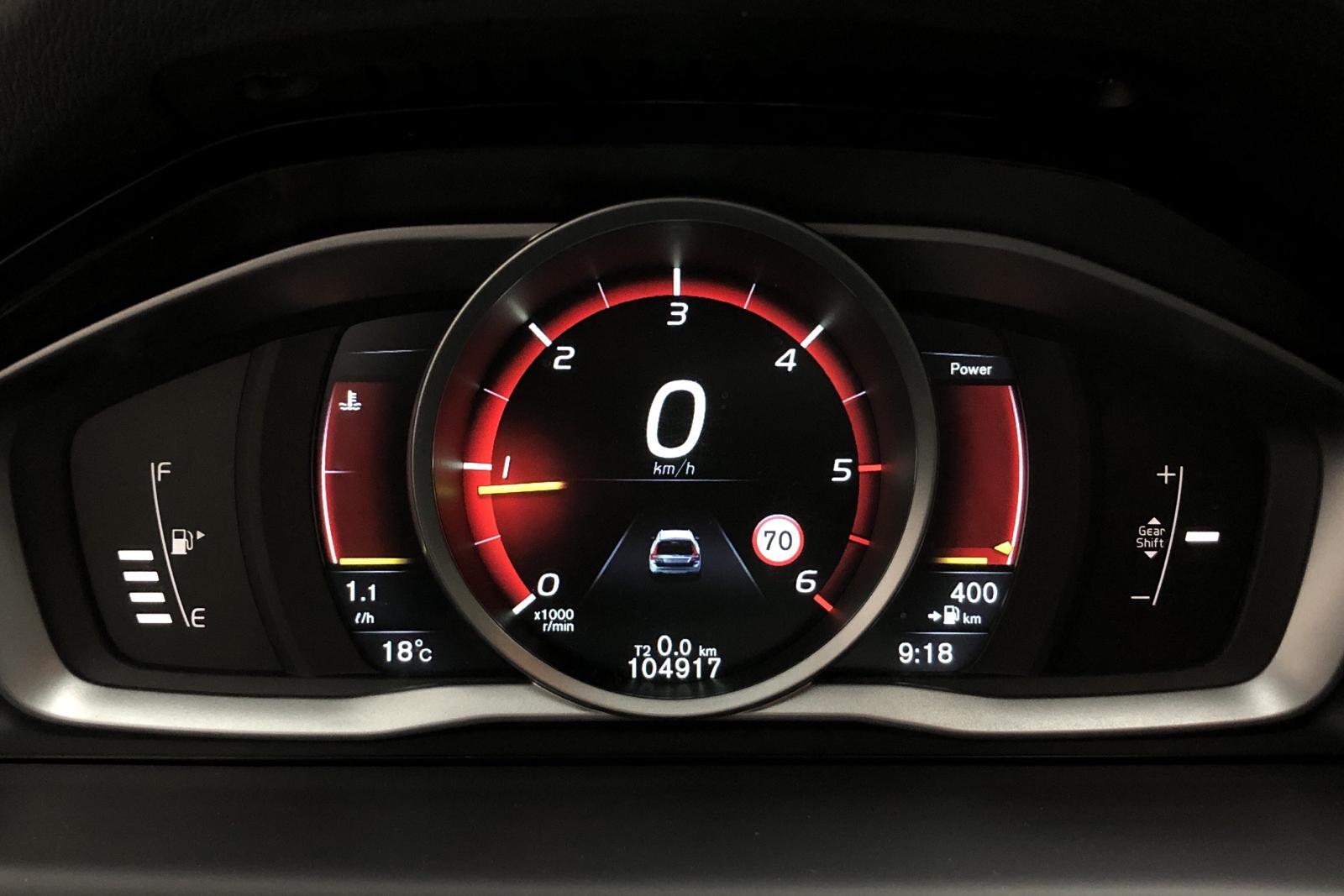 Volvo XC70 II D4 2WD (181hk) - 10 491 mil - Manuell - vit - 2016
