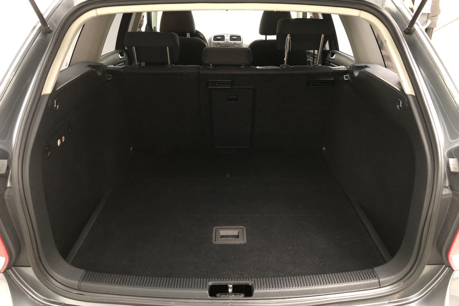 VW Golf VI 1.4 TSI Variant (122hk) - 0 km - Manual - Dark Grey - 2010