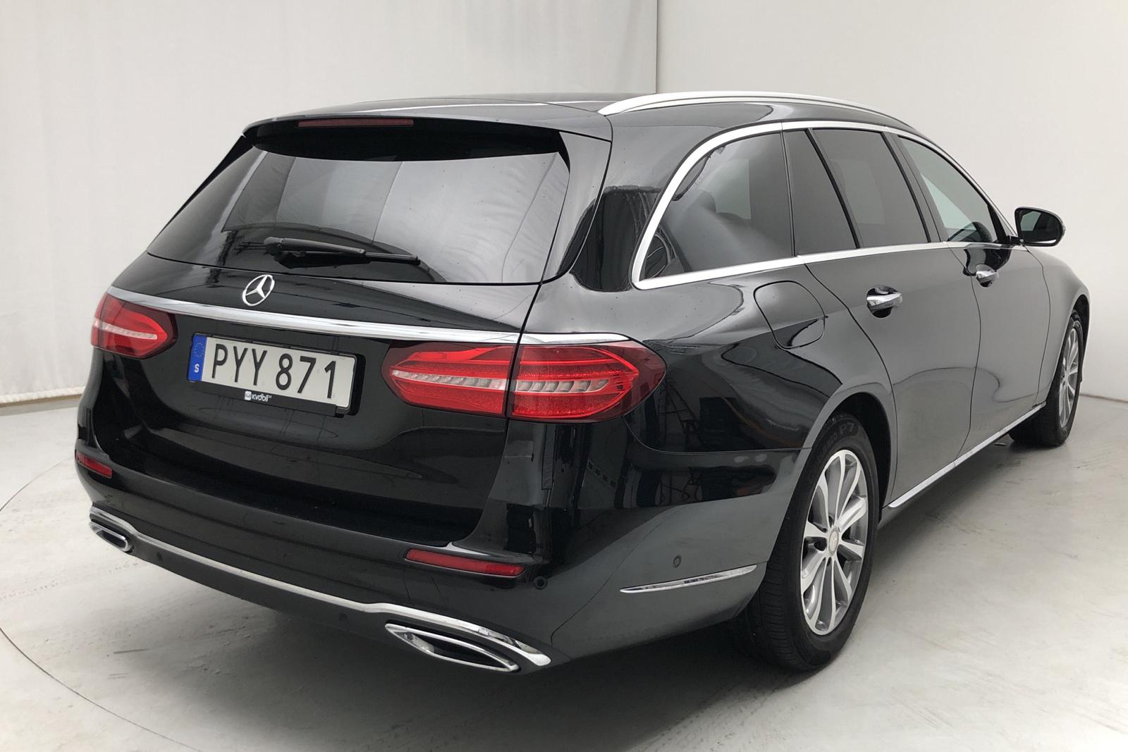 Mercedes E 220 d Kombi S213 (194hk) - 69 249 km - black - 2017
