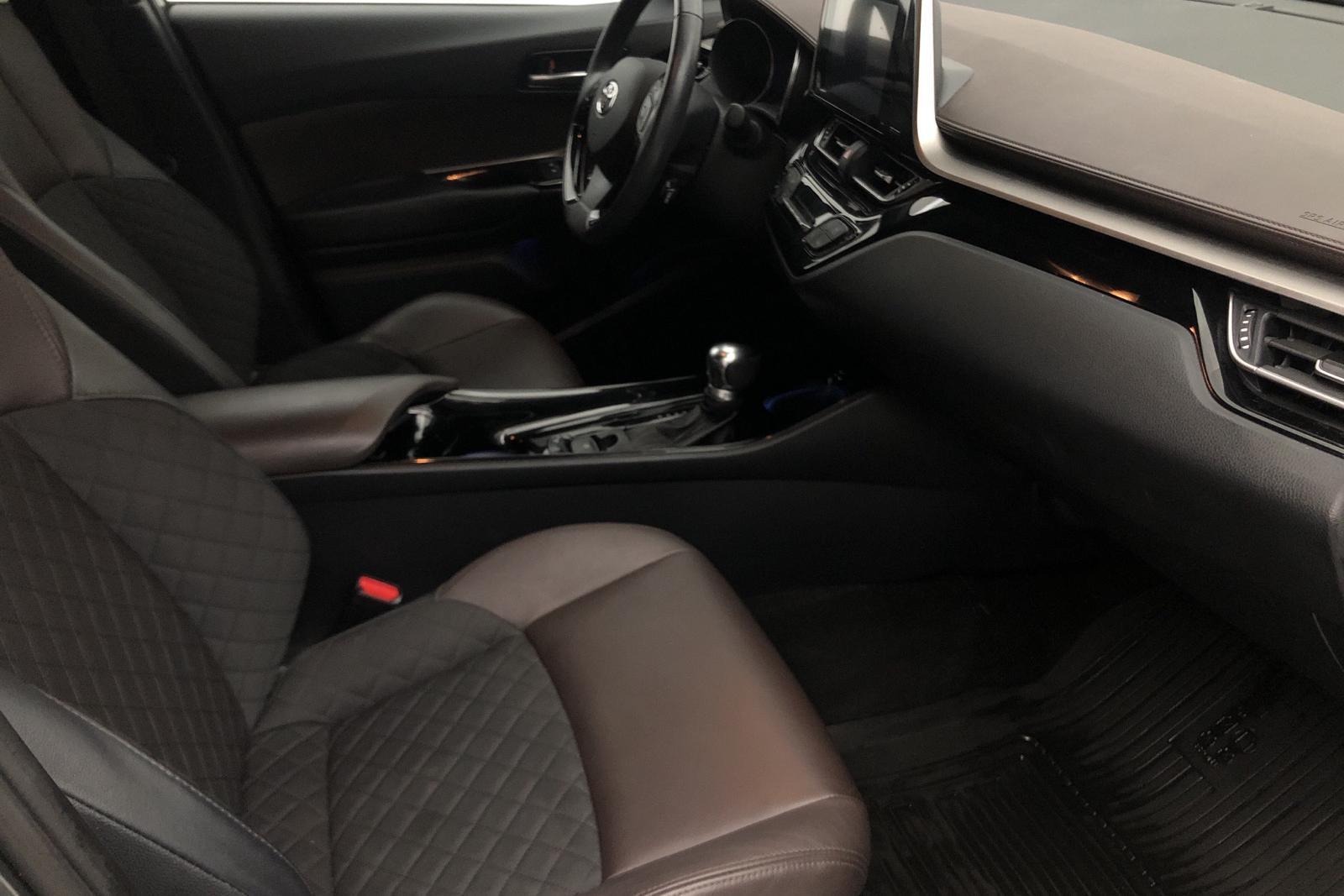 Toyota C-HR 1.8 HSD (122hk) - 72 000 km - Automatic - Dark Grey - 2017