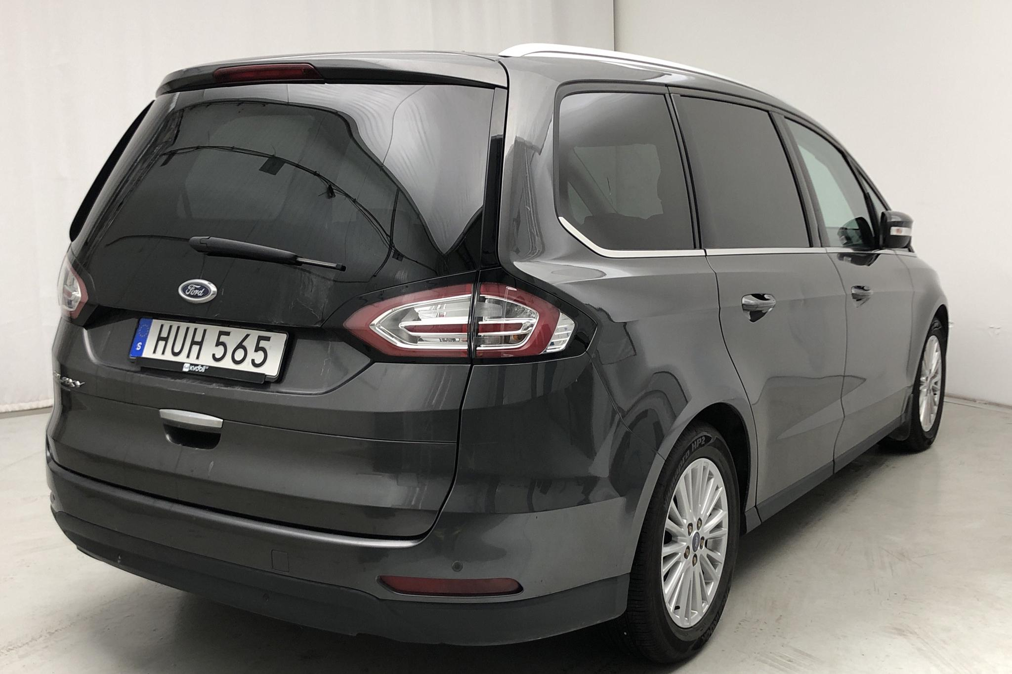 Ford Galaxy 2.0 TDCI AWD (180hk) - 99 000 km - Automatic - gray - 2015