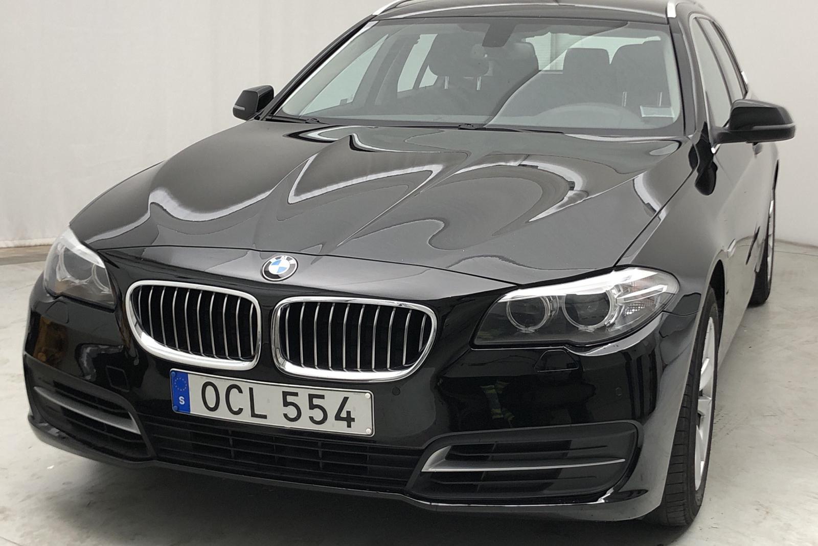 BMW 520d xDrive Touring, F11 (190hk) - 0 km - Automatic - black - 2016