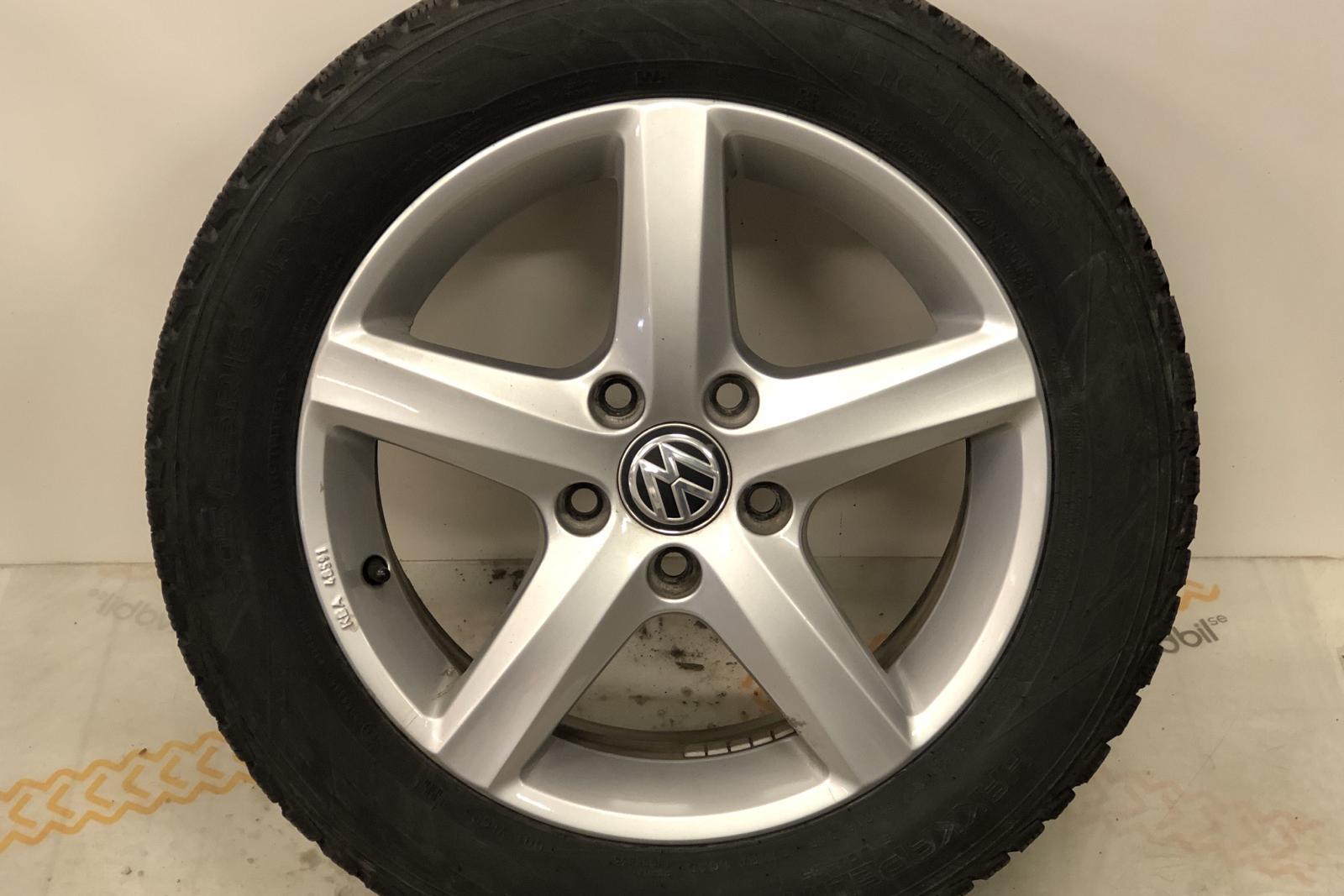 VW Golf VII 1.4 Plug-in-Hybrid 5dr (204hk) - 5 500 mil - Automat - grå - 2015