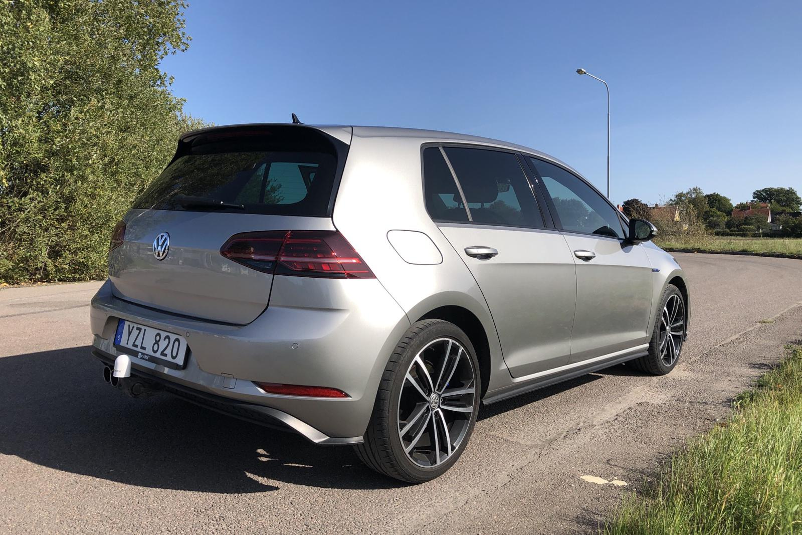 VW Golf VII GTE 5dr (204hk) - 59 700 km - Automatic - silver - 2018