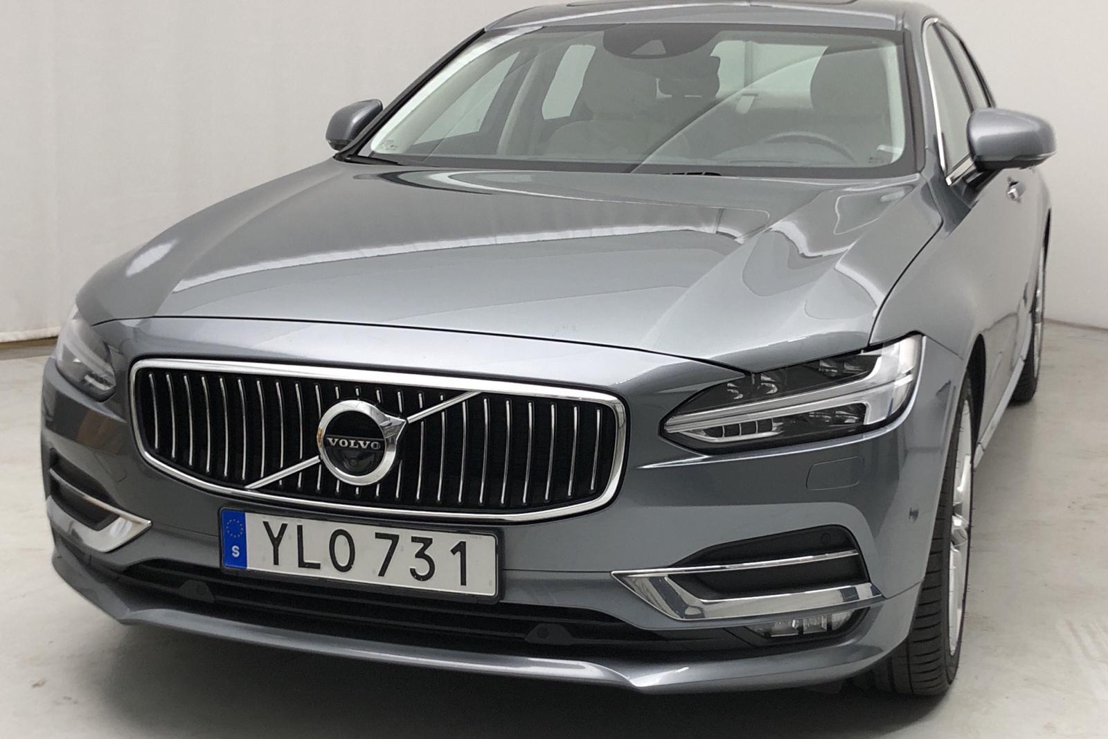 Volvo S90 D5 AWD (235hk) - 8 729 mil - Automat - grå - 2017
