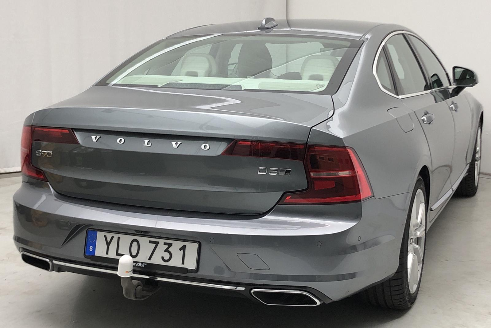 Volvo S90 D5 AWD (235hk) - 87 288 km - Automatic - gray - 2017