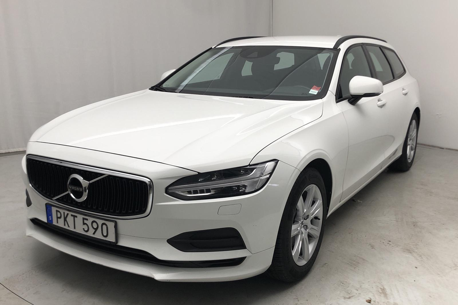 Volvo V90 D4 (190hk) - 0 km - Automatic - white - 2018