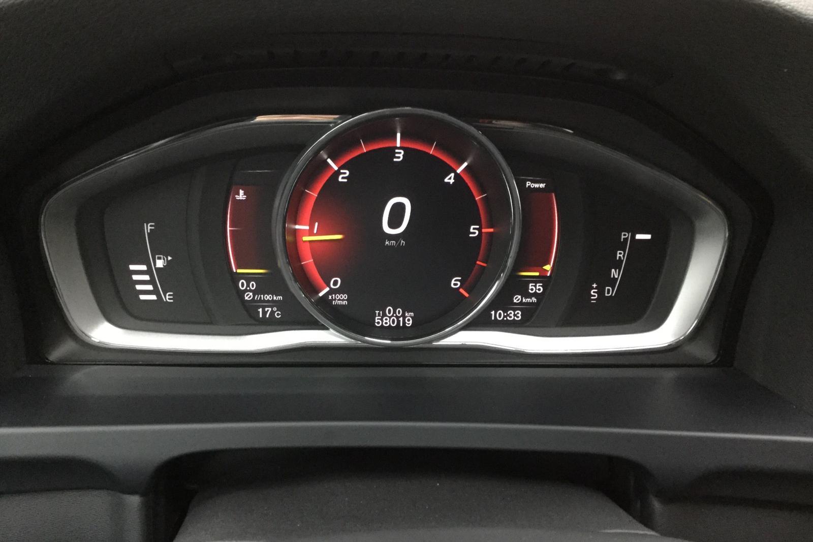 Volvo V60 D4 Cross Country (190hk) - 5 707 mil - Automat - vit - 2017
