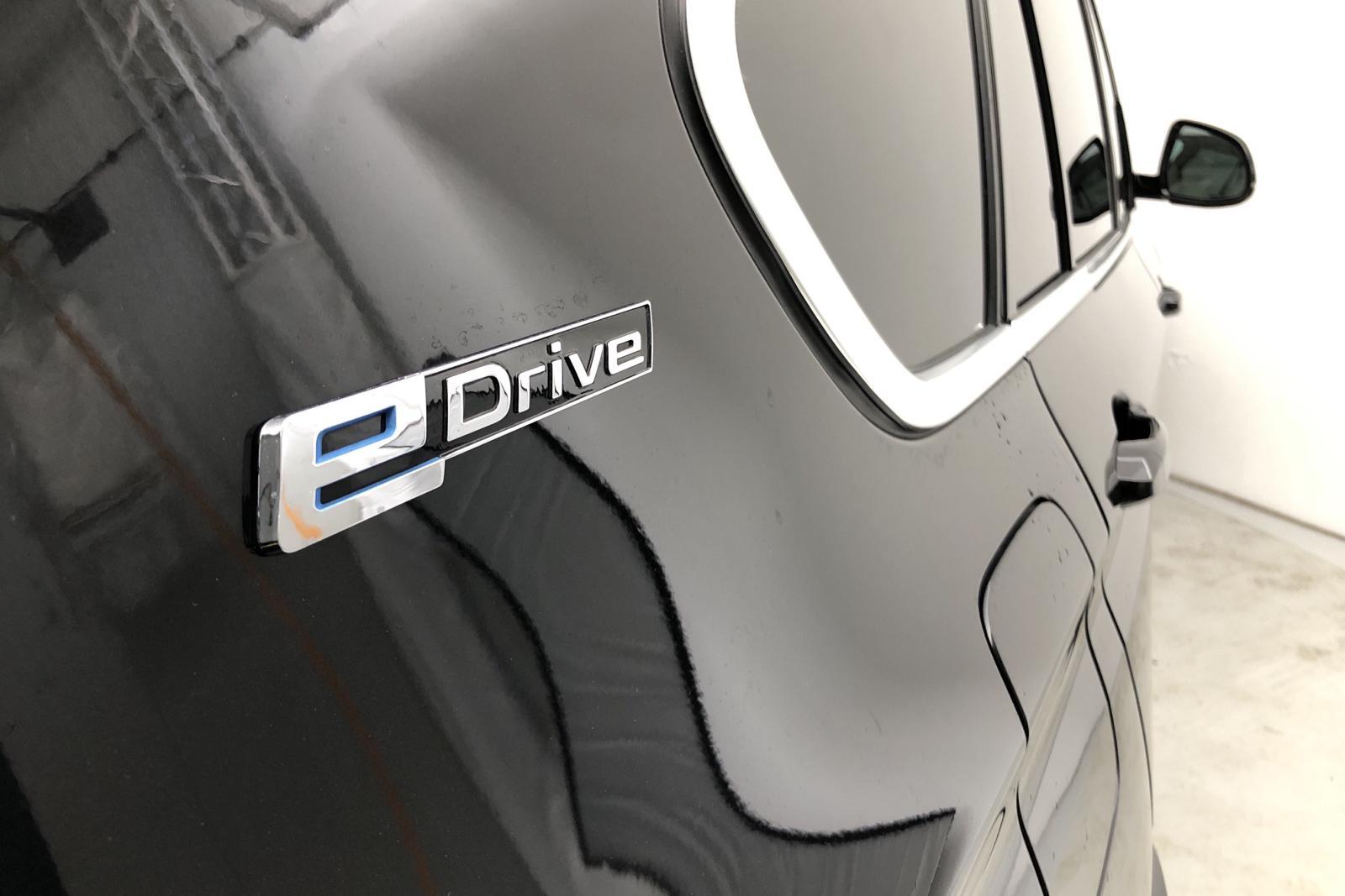 BMW X5 xDrive40e, F15 (245hk) - 9 600 mil - Automat - svart - 2016