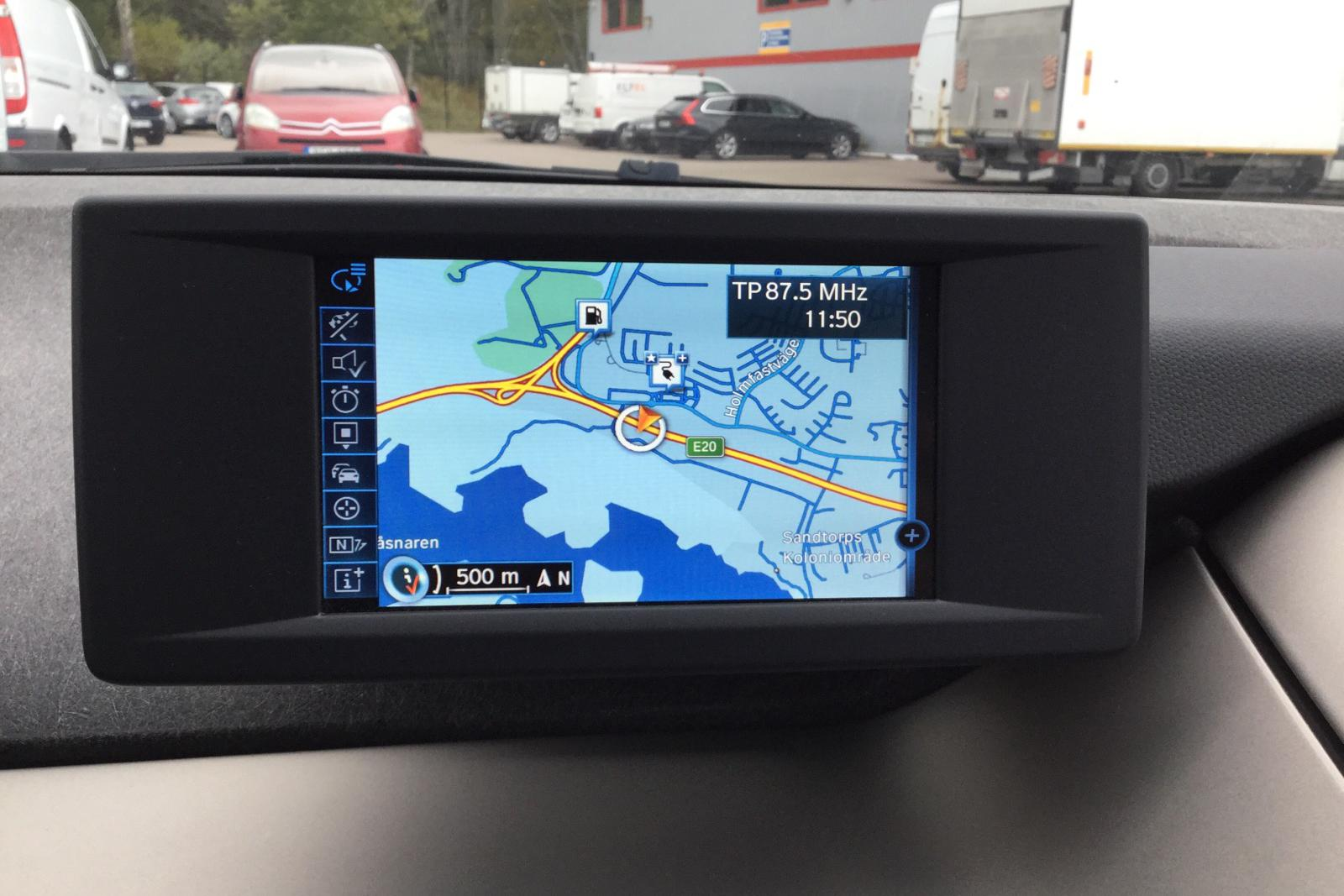 BMW i3 60Ah REX, I01 (170hk) - 7 000 mil - svart - 2016