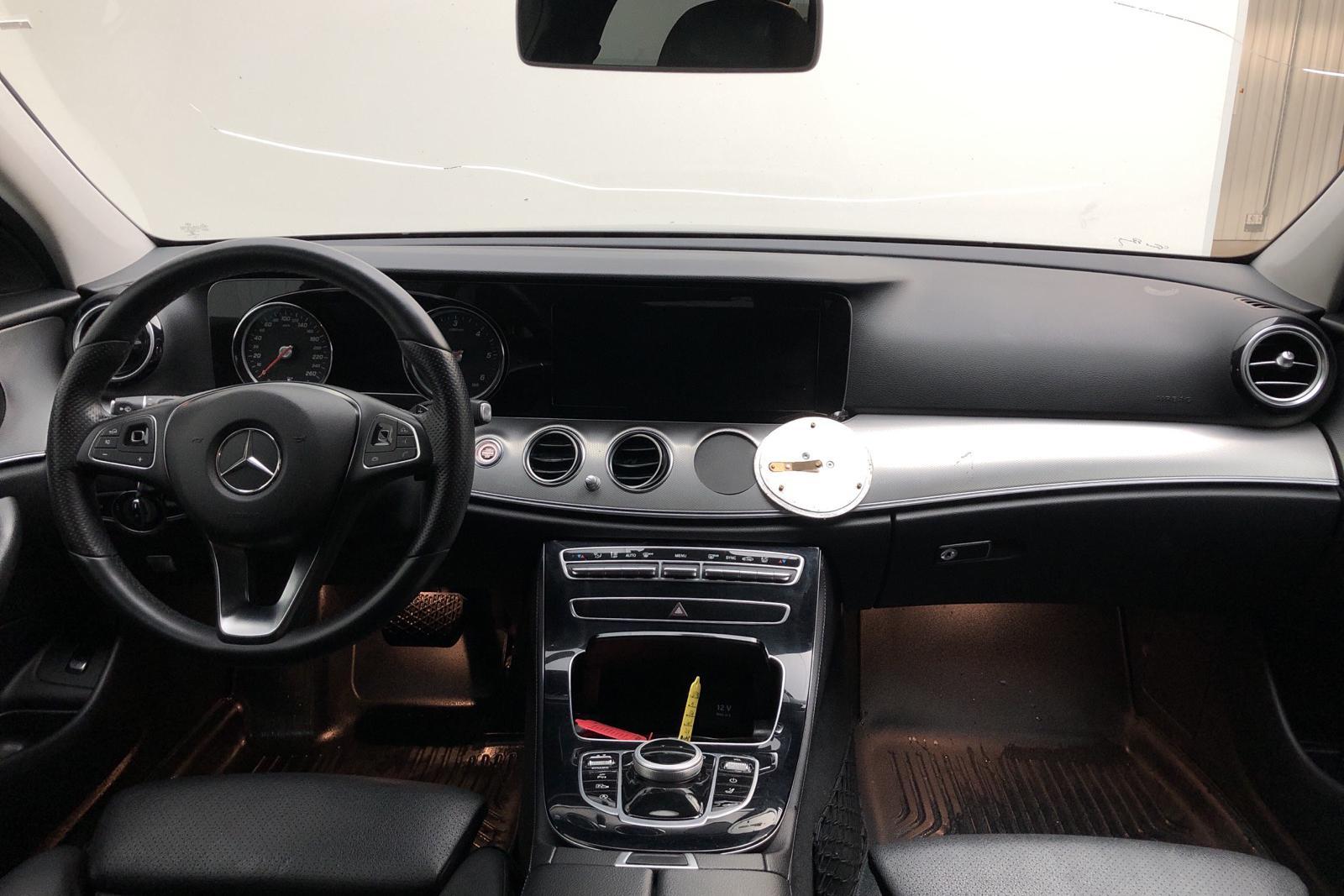 Mercedes E 220 d Kombi S213 (194hk) - 0 km - black - 2018