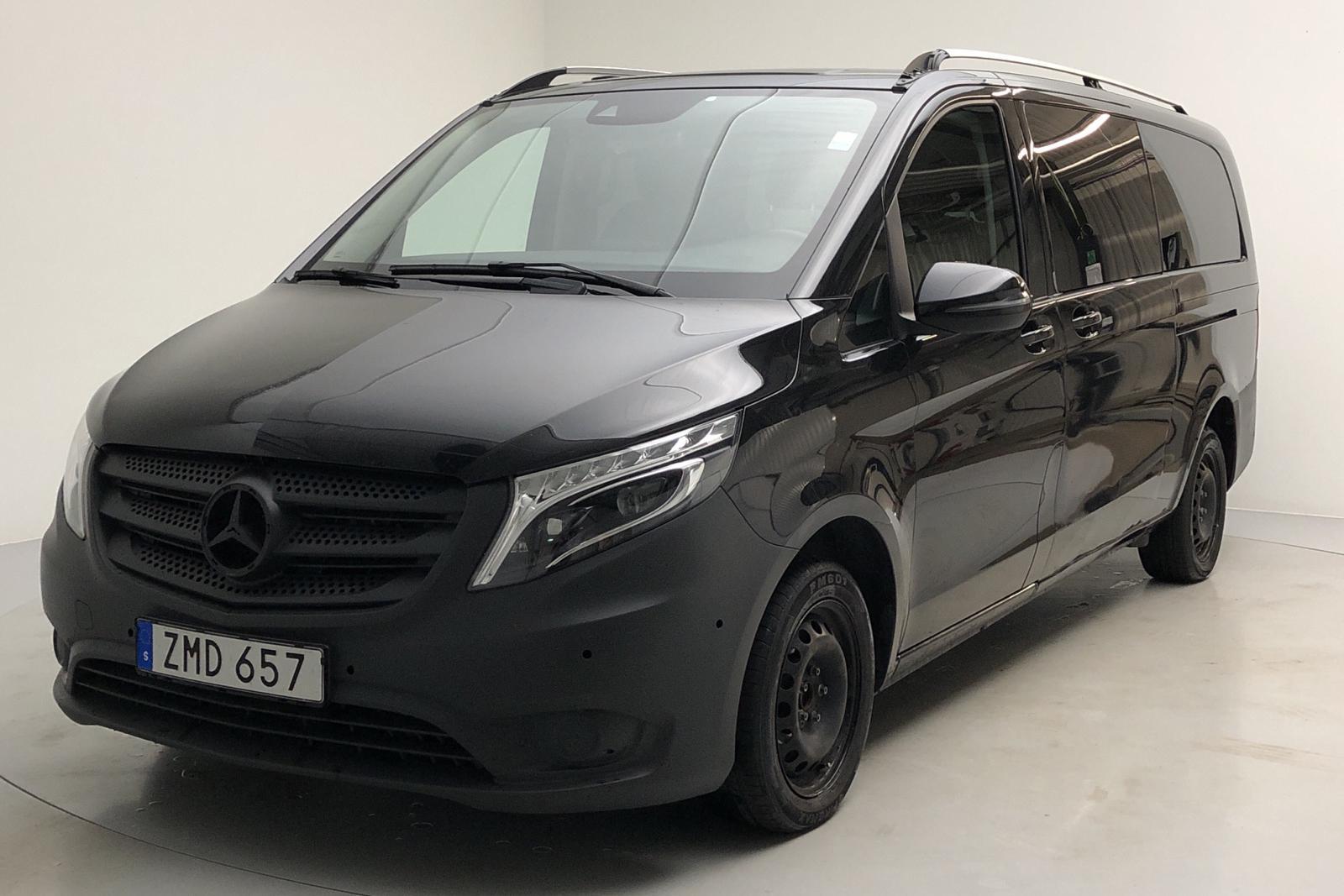 Mercedes V 220 d W447 (163hk) - 0 km - Automatic - black - 2019
