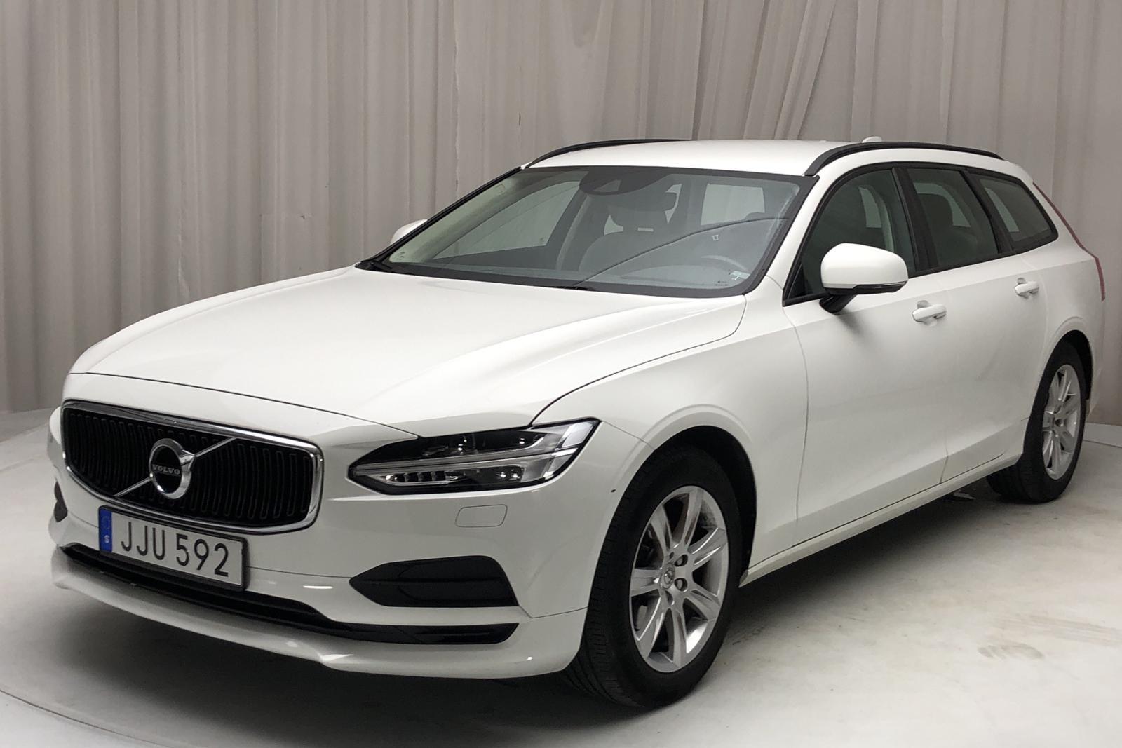 Volvo V90 D3 (150hk) - 0 mil - Automat - vit - 2017