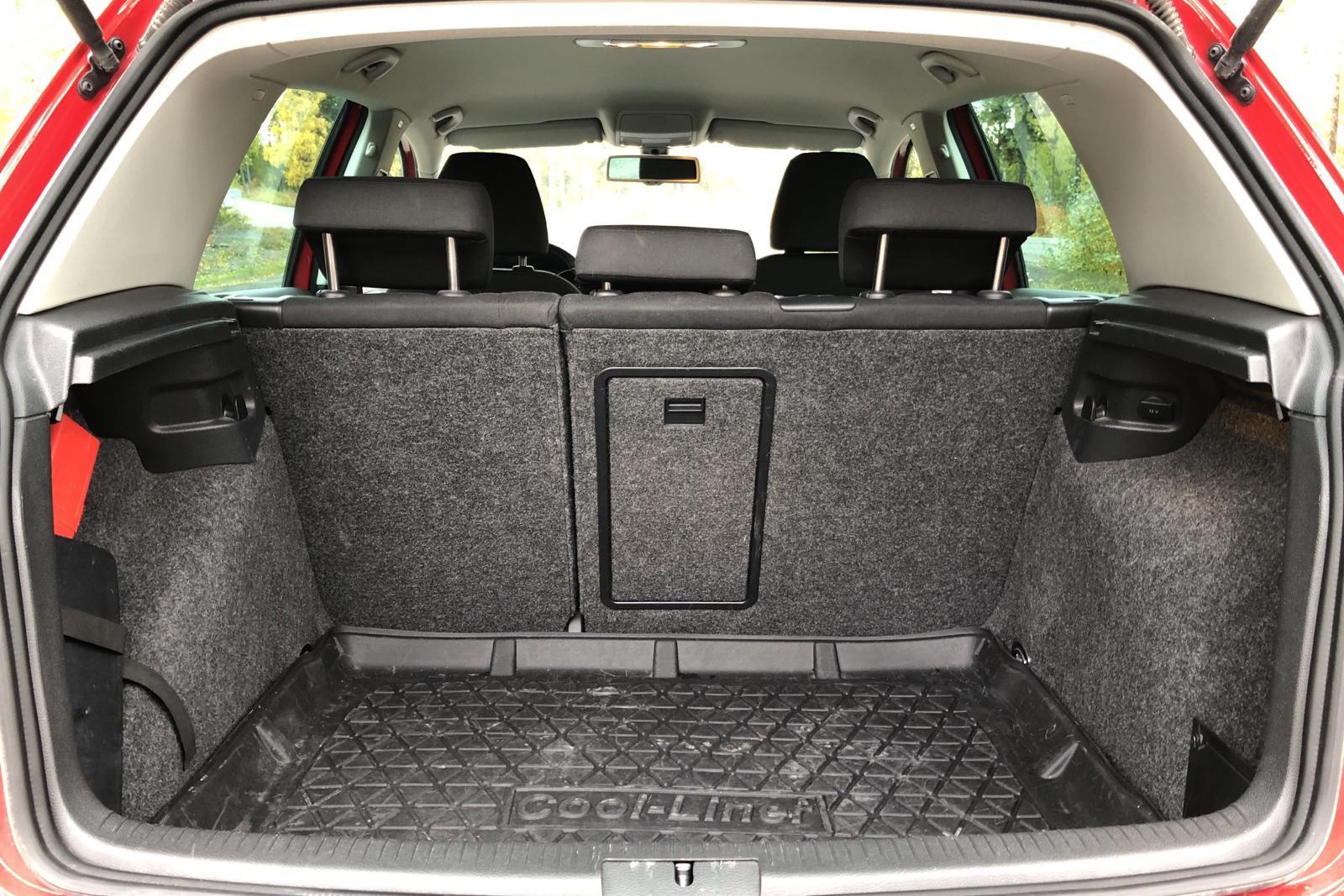 VW Golf VI GT 1.4 TSI 5dr (160hk) - 102 000 km - Manual - red - 2009