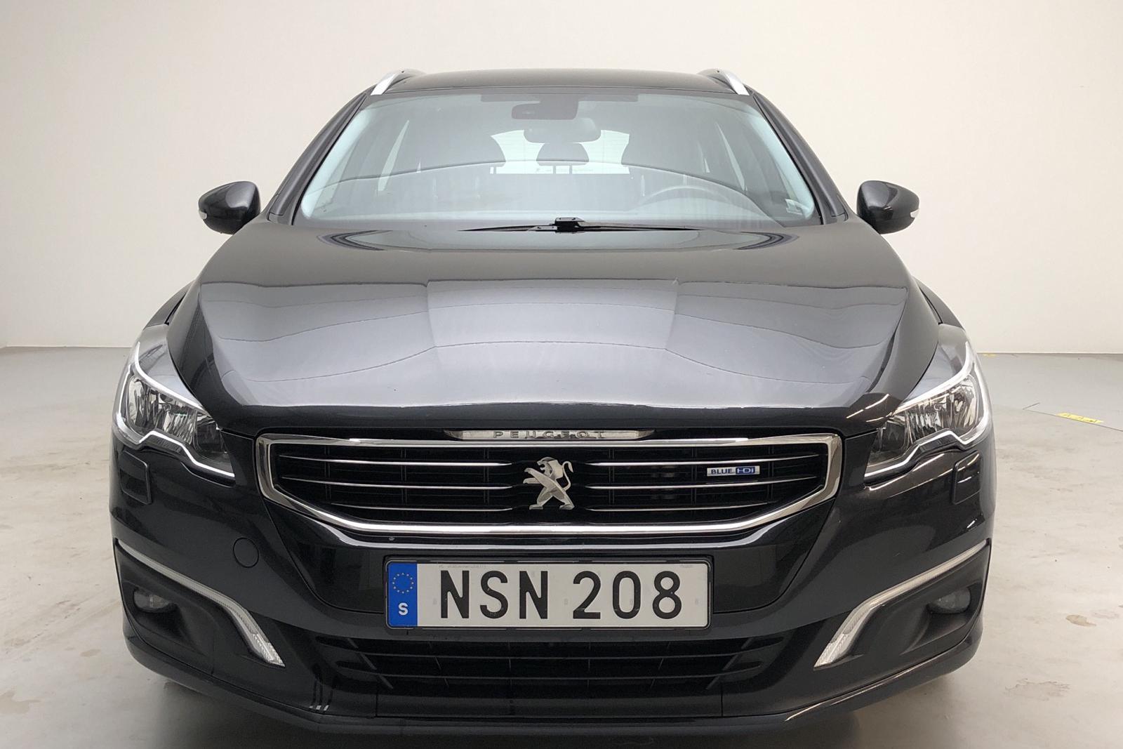 Peugeot 508 SW BlueHDi (150hk) - 85 000 km - Manual - gray - 2015