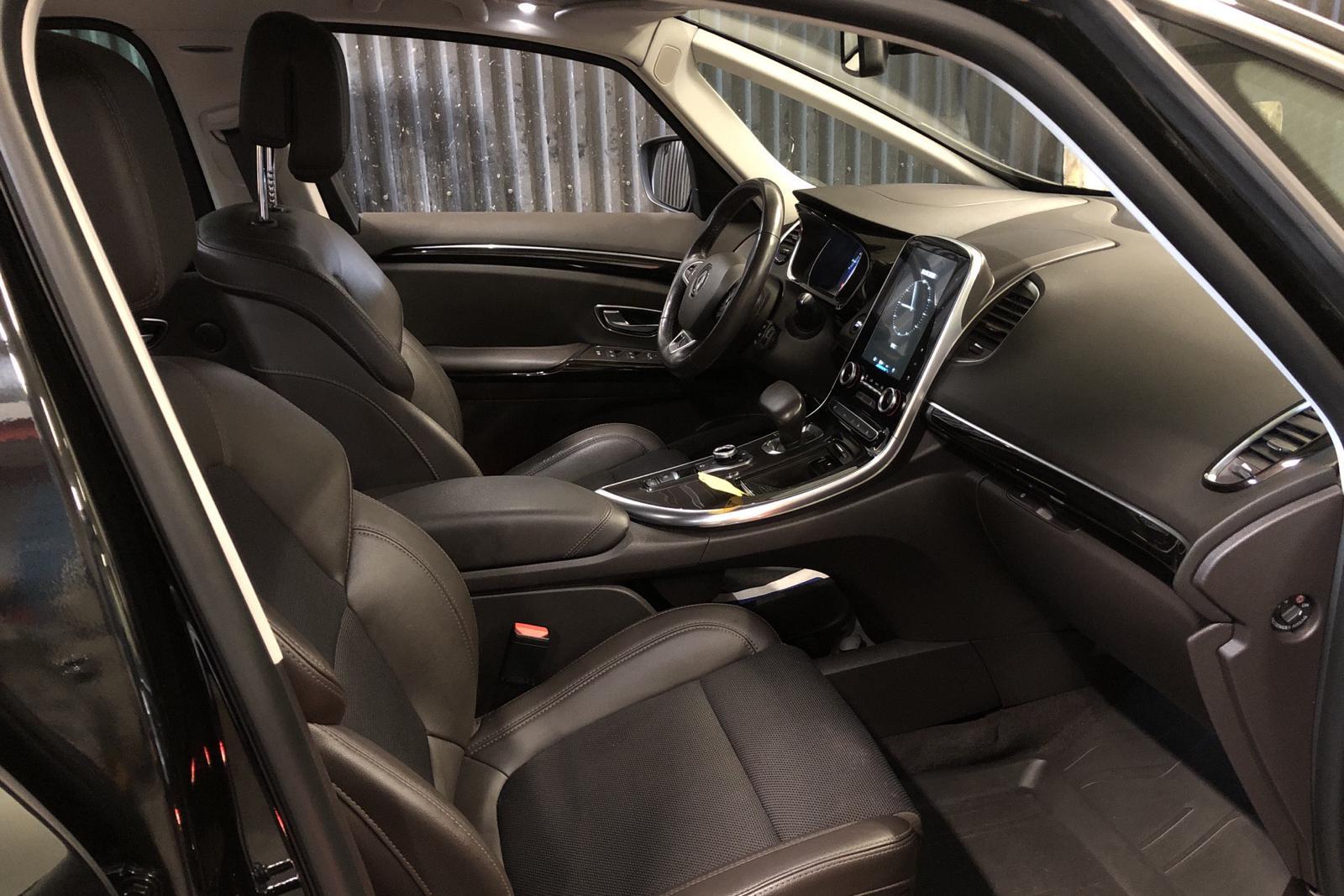 Renault Espace 1.6 dCi (160hk) - 0 mil - svart - 2017