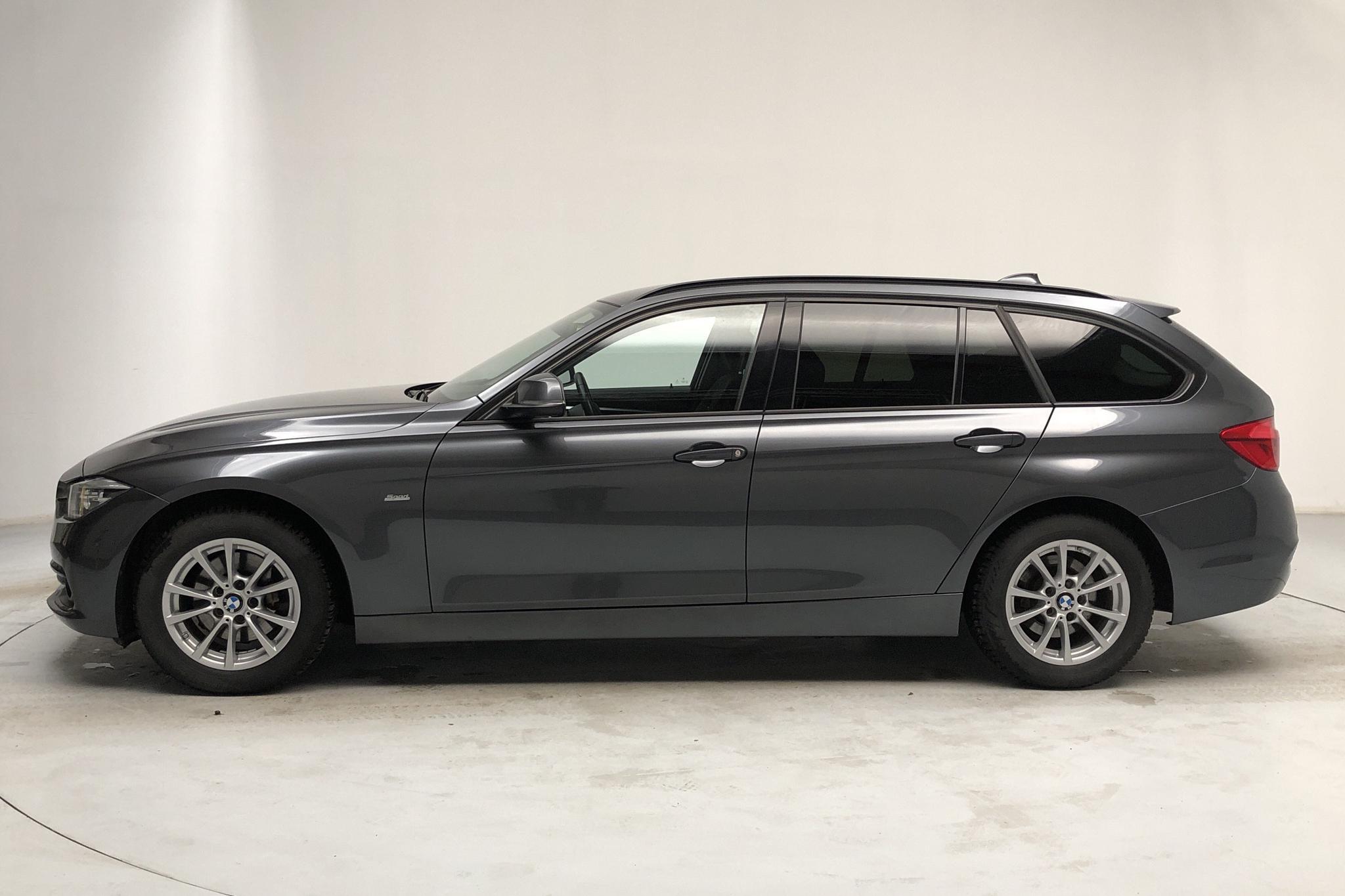 BMW 320d xDrive Touring, F31 (190hk) - 90 180 km - Automatic - gray - 2016