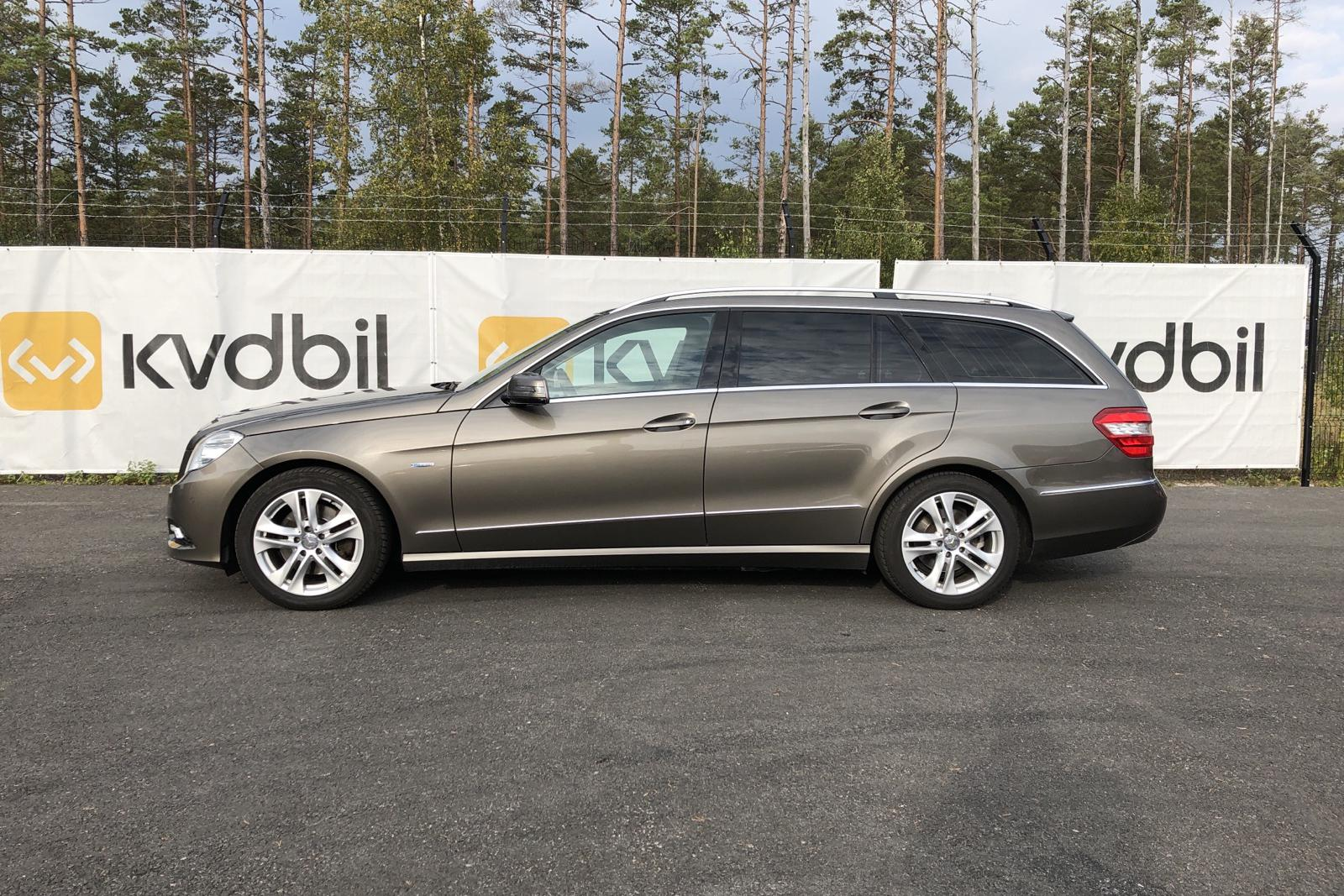 Mercedes E 350 CDI BlueEfficiency Kombi S212 (231hk) - 169 000 km - Automatic - silver - 2010