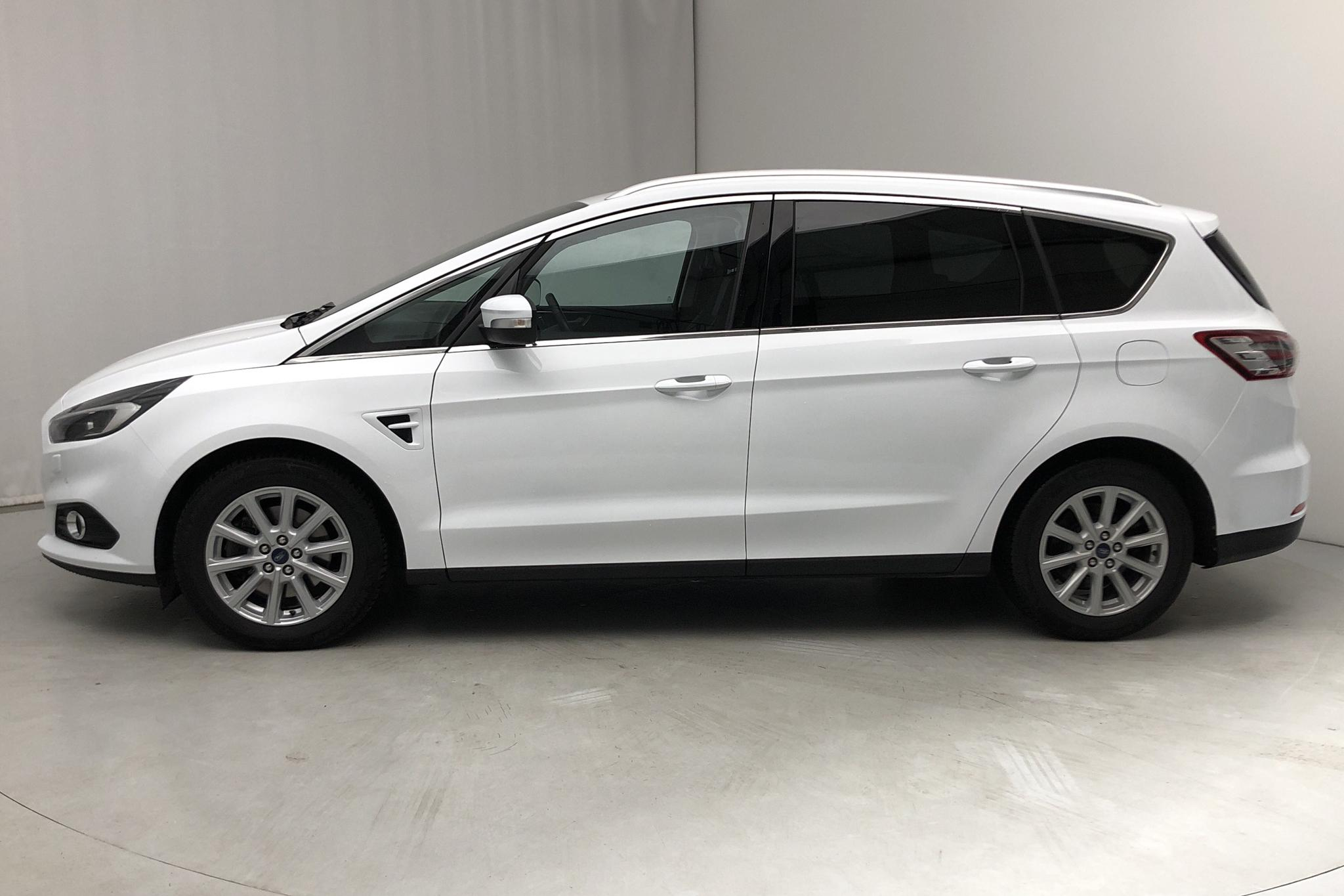 Ford S-MAX 2.0 TDCi (150hk) - 0 km - Automatic - white - 2018
