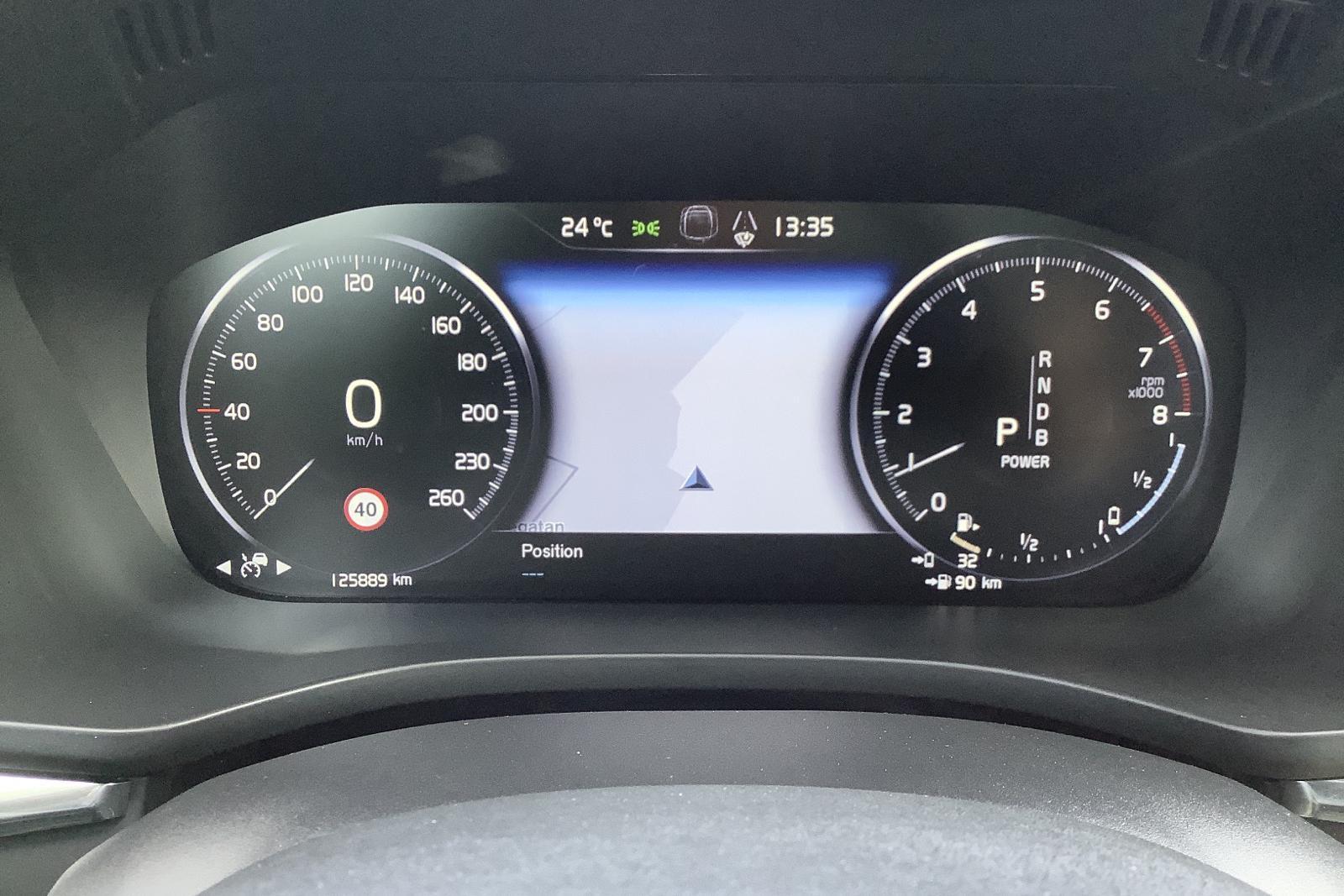 Volvo XC60 T8 AWD Twin Engine (407hk) - 0 mil - Automat - silver - 2018