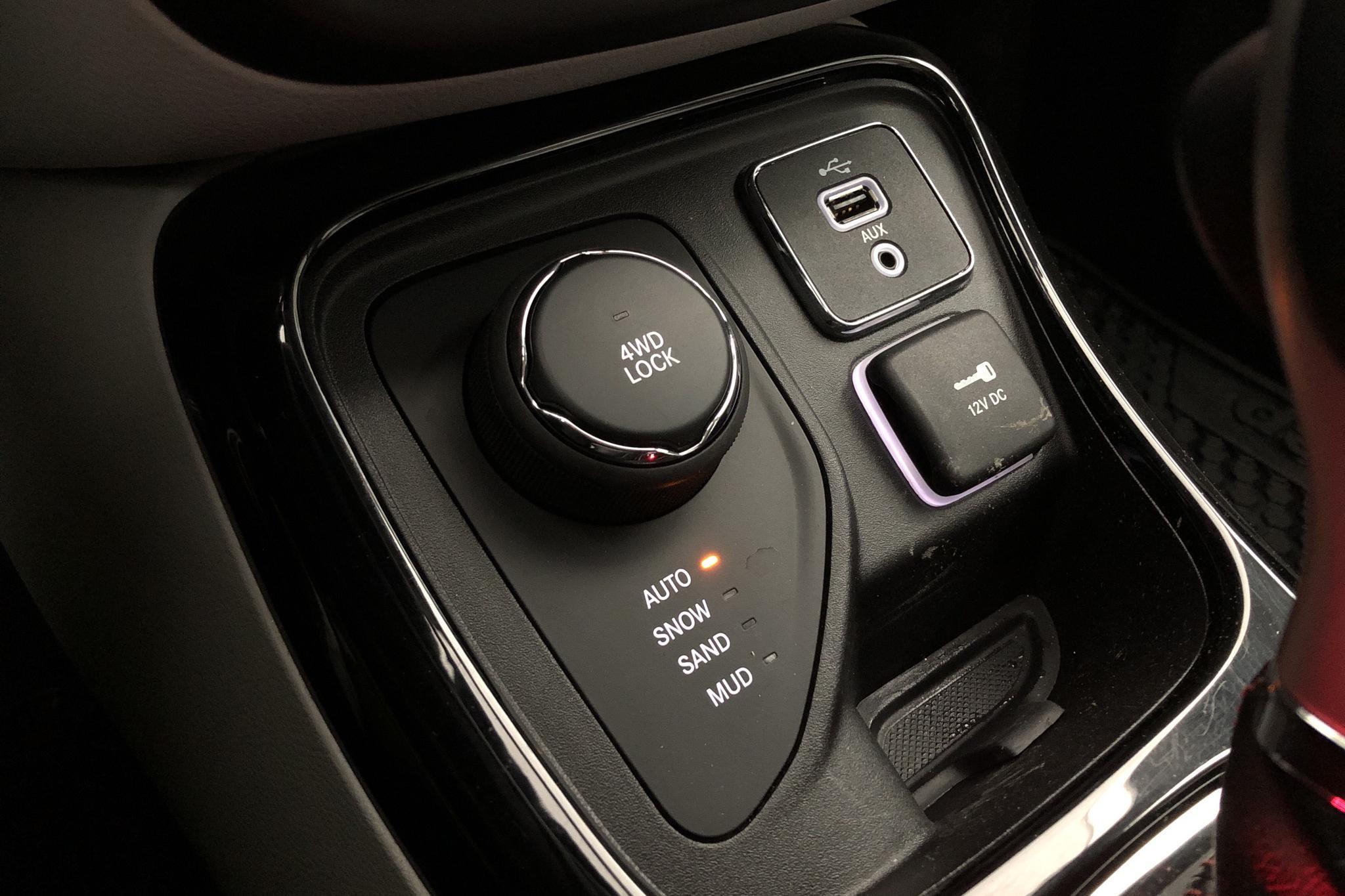 Jeep Compass 2.0 Multijet 4WD (170hk) - 37 160 km - Automatic - gray - 2018