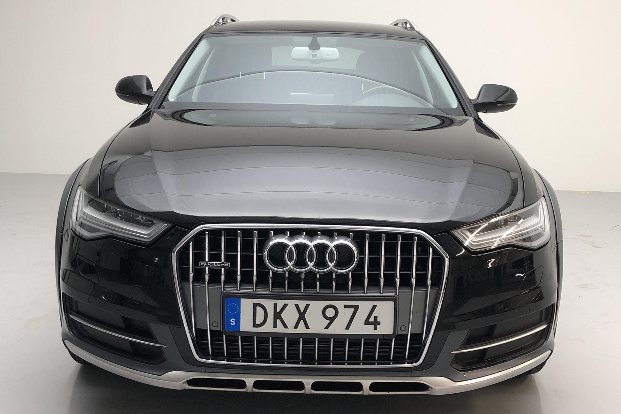 Audi A6 Allroad 3.0 TDI quattro (218hk) - 52 000 km - Automatic - black - 2017