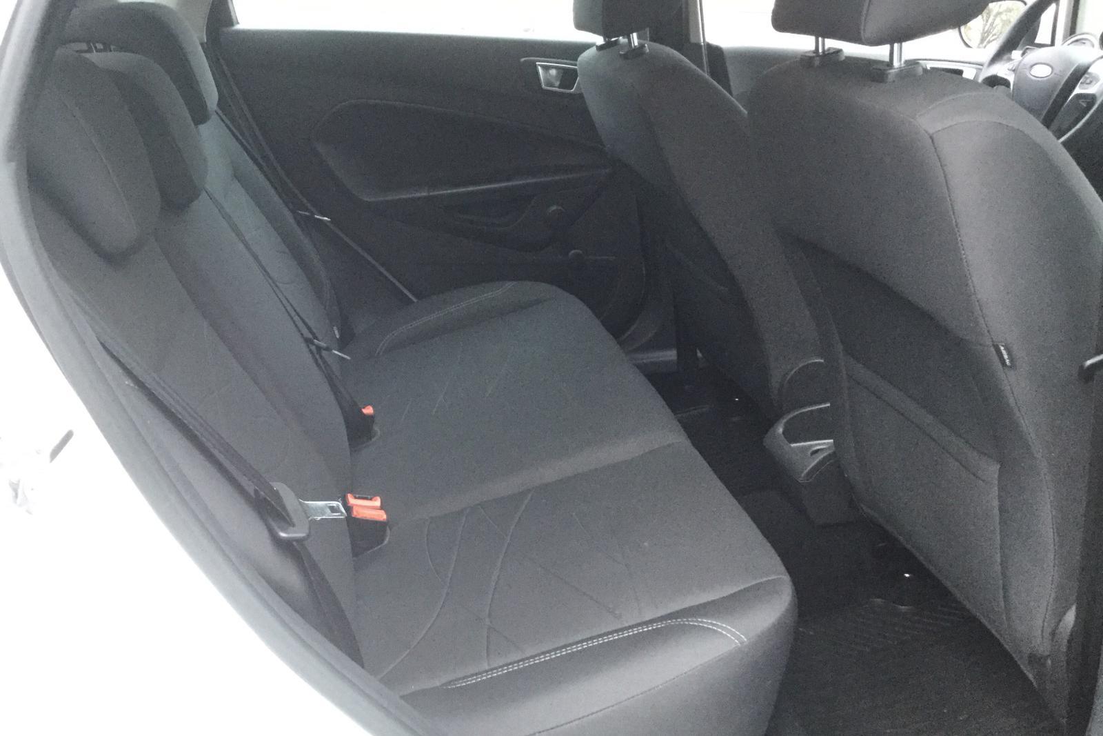 Ford Fiesta 1.5 TDCi Econetic 5dr (95hk) - 0 km - Manual - white - 2016