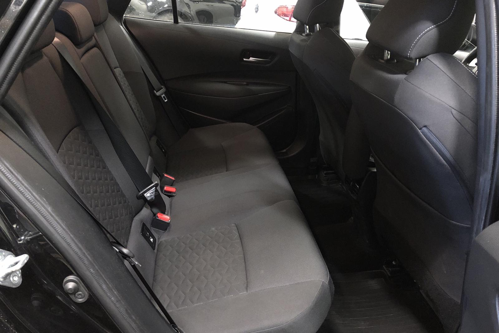 Toyota Corolla 1.8 Hybrid Touring Sports (122hk) - 0 km - Automatic - black - 2020