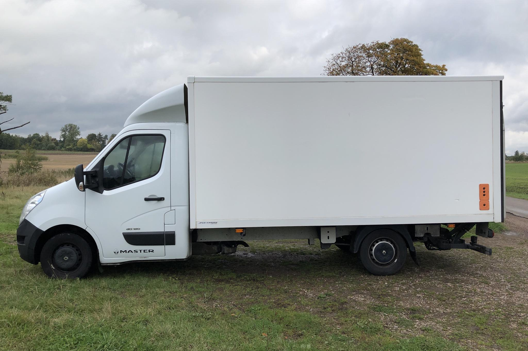 Renault Master 2.3 dCi Volymskåp 2WD (150hk) - 0 km - Automatic - white - 2016